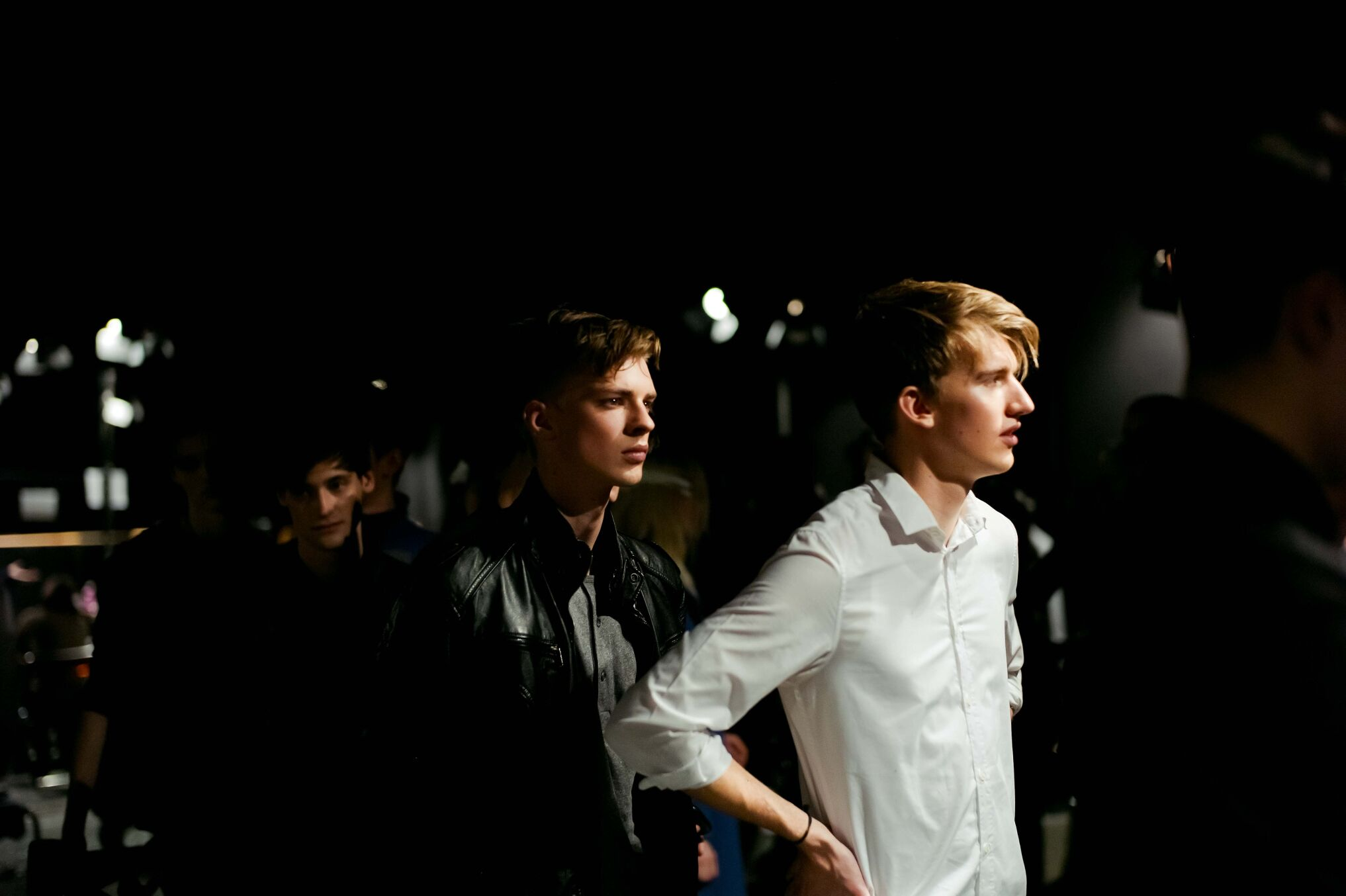 2014 Backstage Diesel Black Gold Fall Winter 2014 15 Mens Collection Pitti Uomo