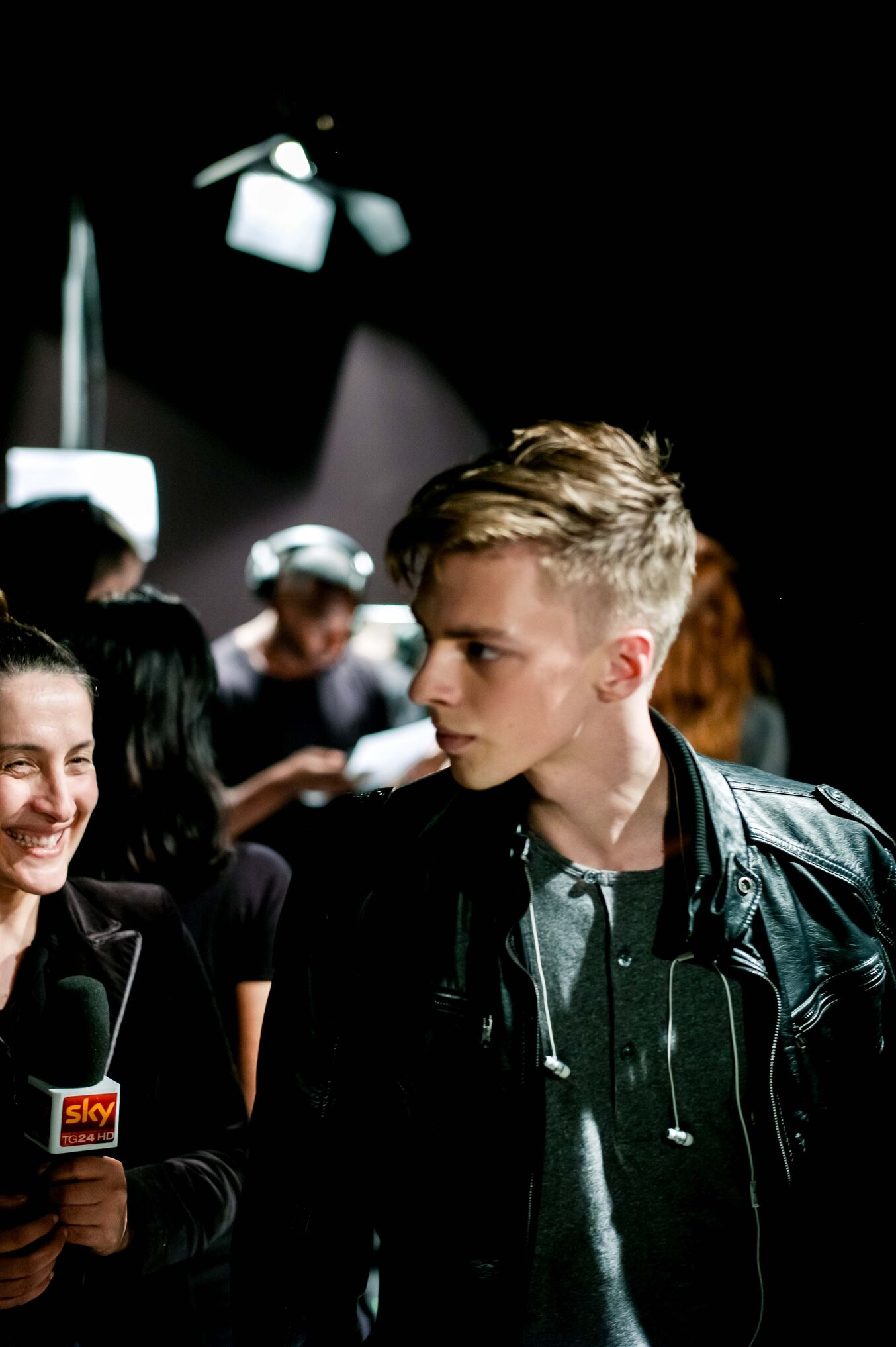 Backstage Diesel Black Gold Fall Winter 2014 15 Mens Collection Pitti Uomo