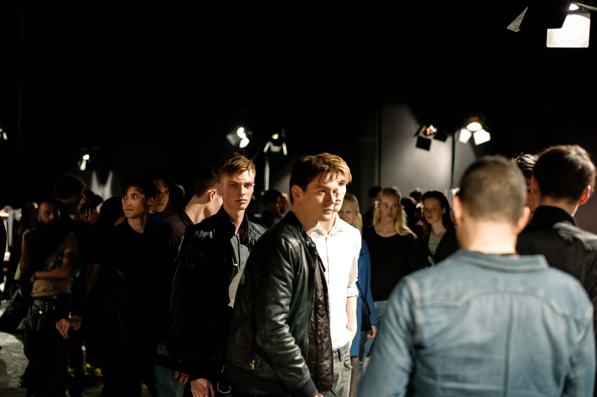 Diesel Black Gold Backstage