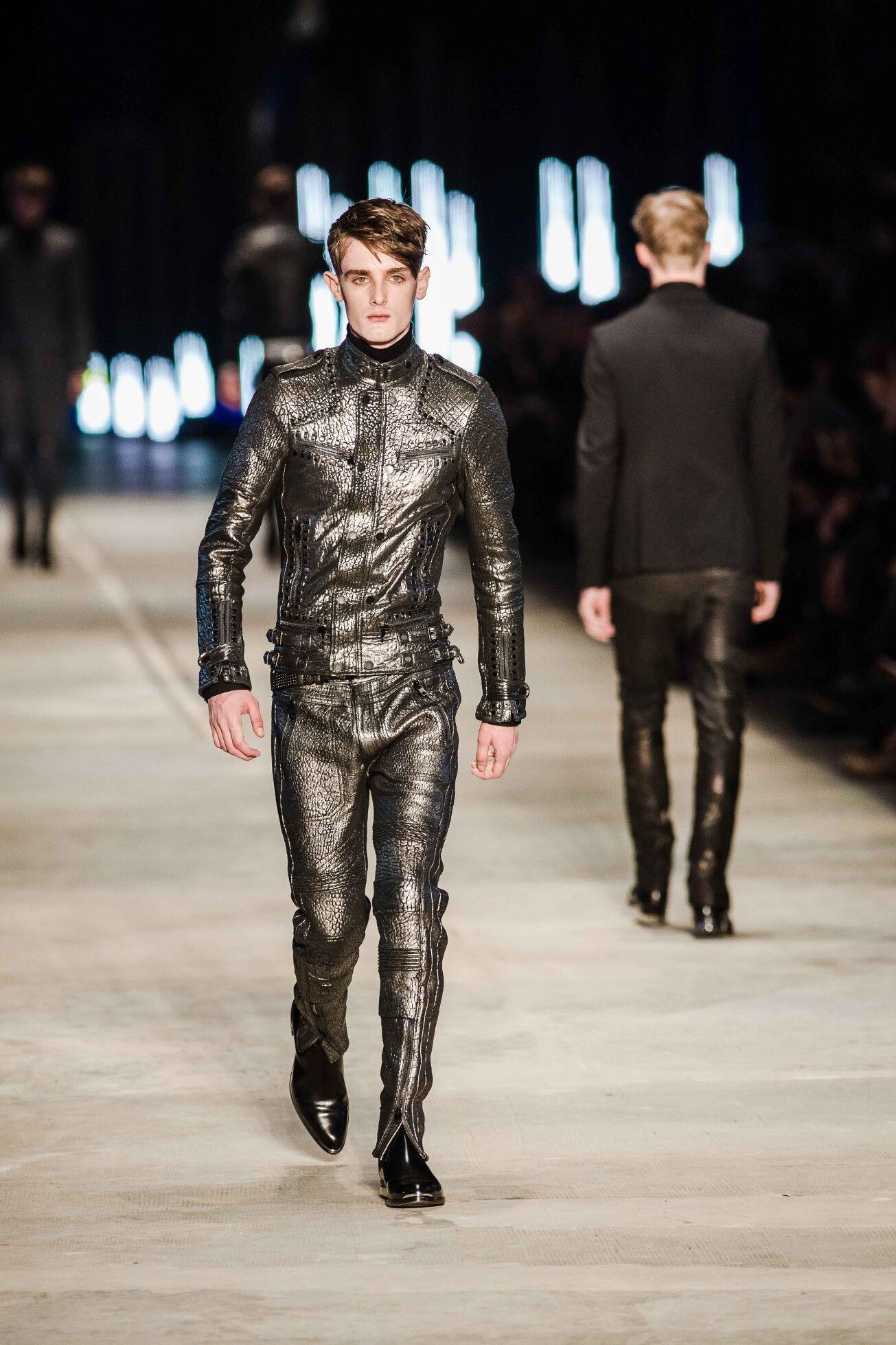 Diesel Black Gold Fashion Show