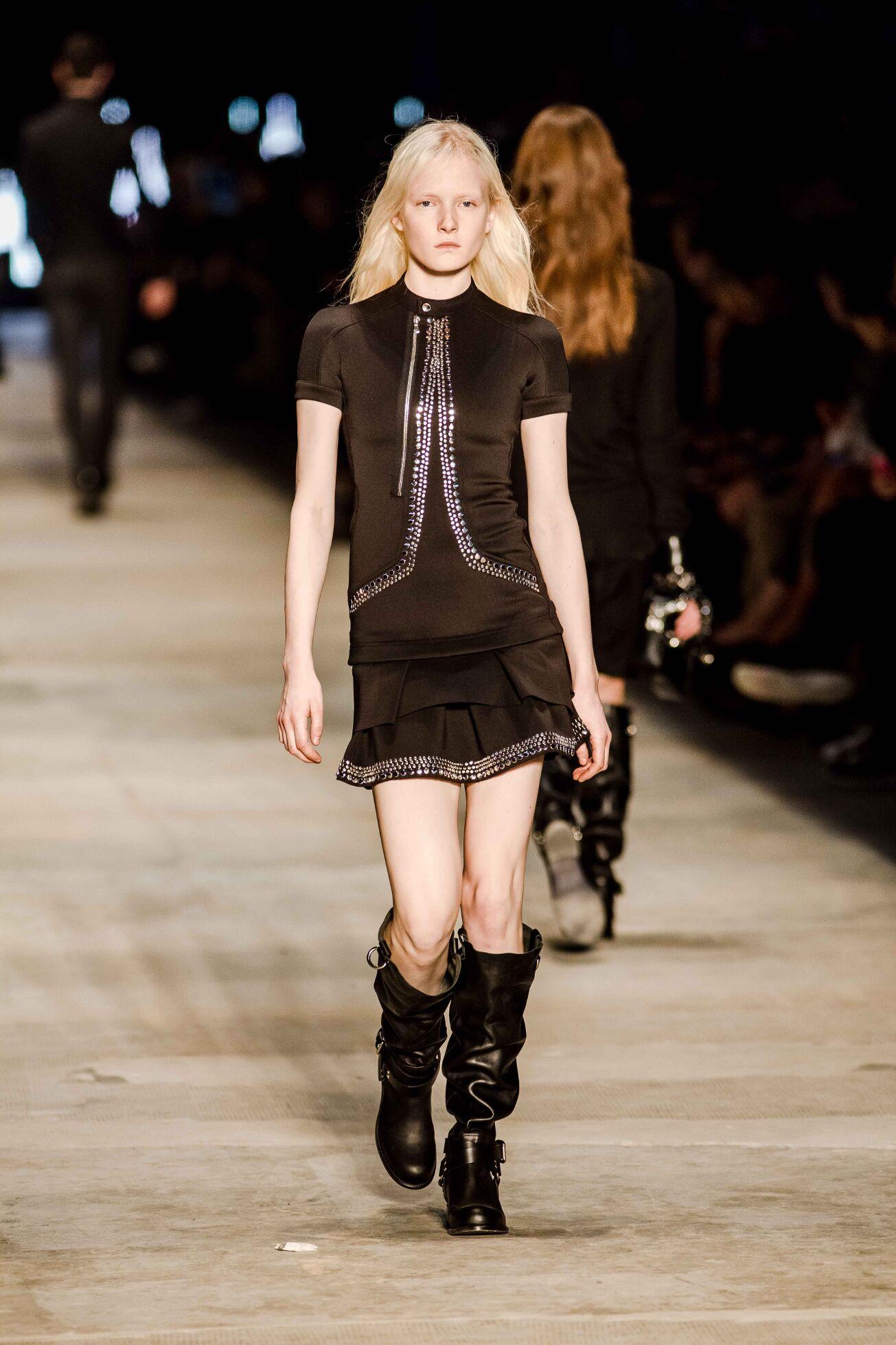 Fall 2014 Fashion Woman Trends Diesel Black Gold