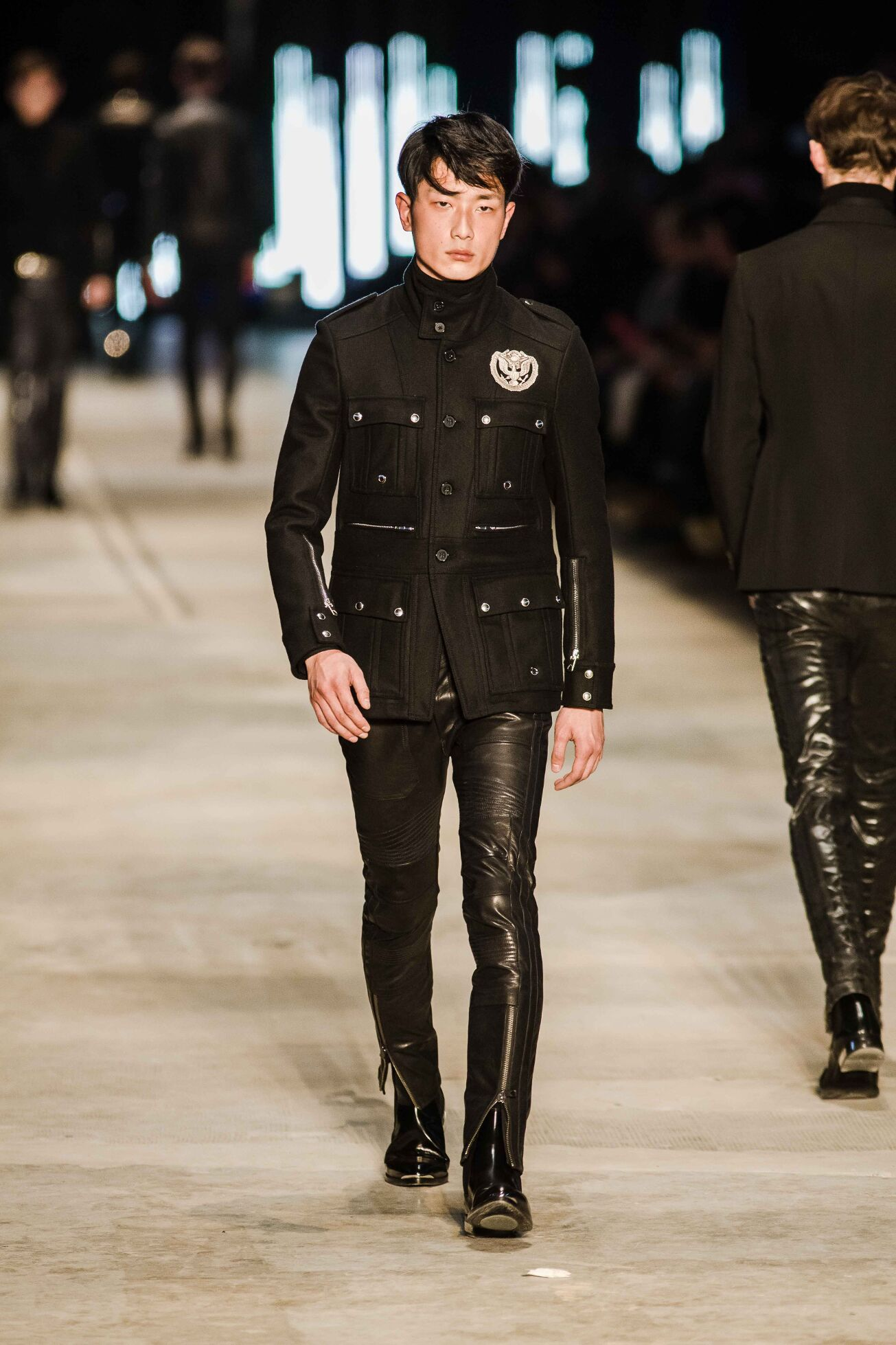 Fall Winter 2014 Fashion Men's Collection Diesel Black Gold