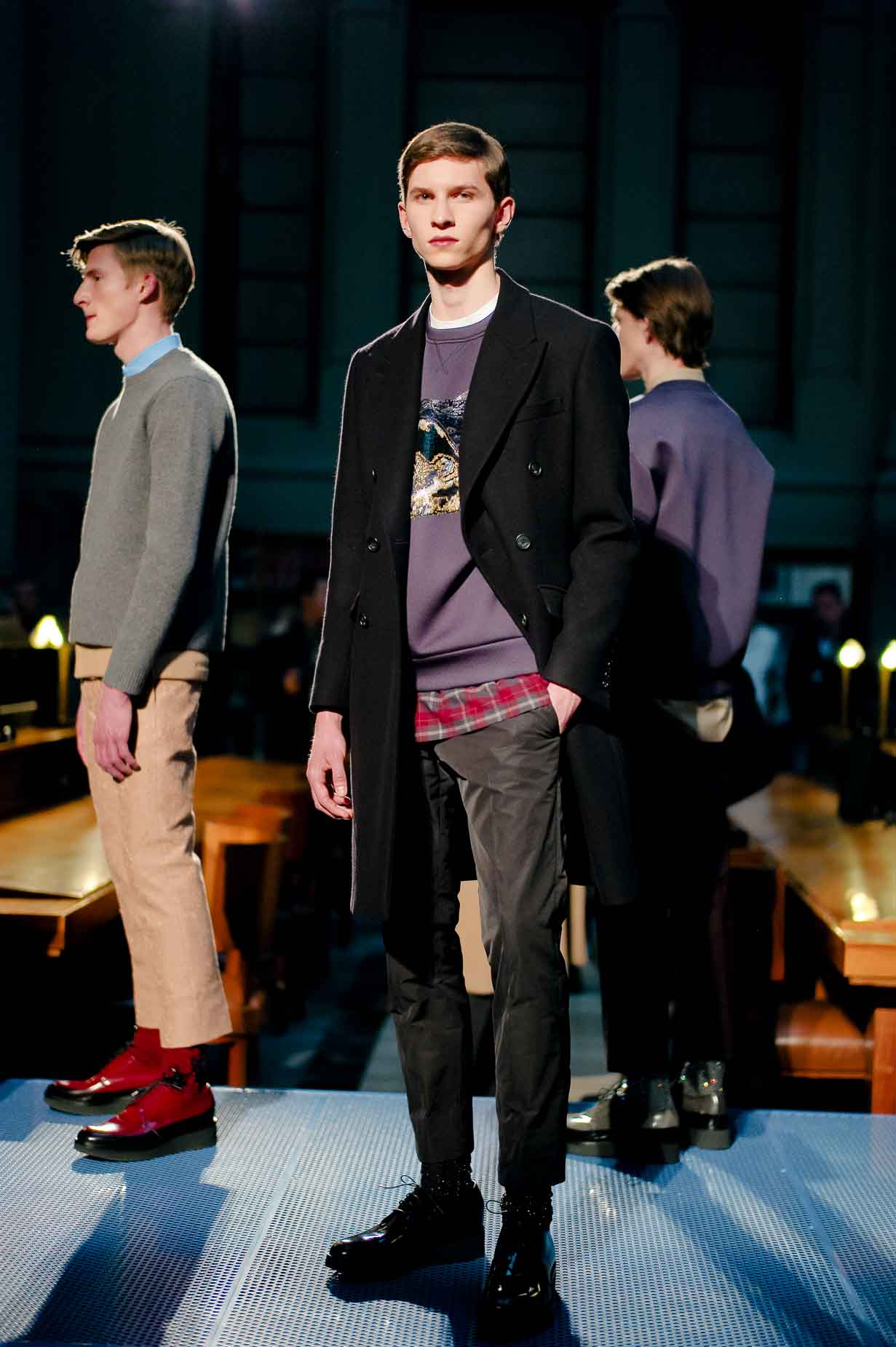 Fall Winter 2014 Fashion Men's Collection N21