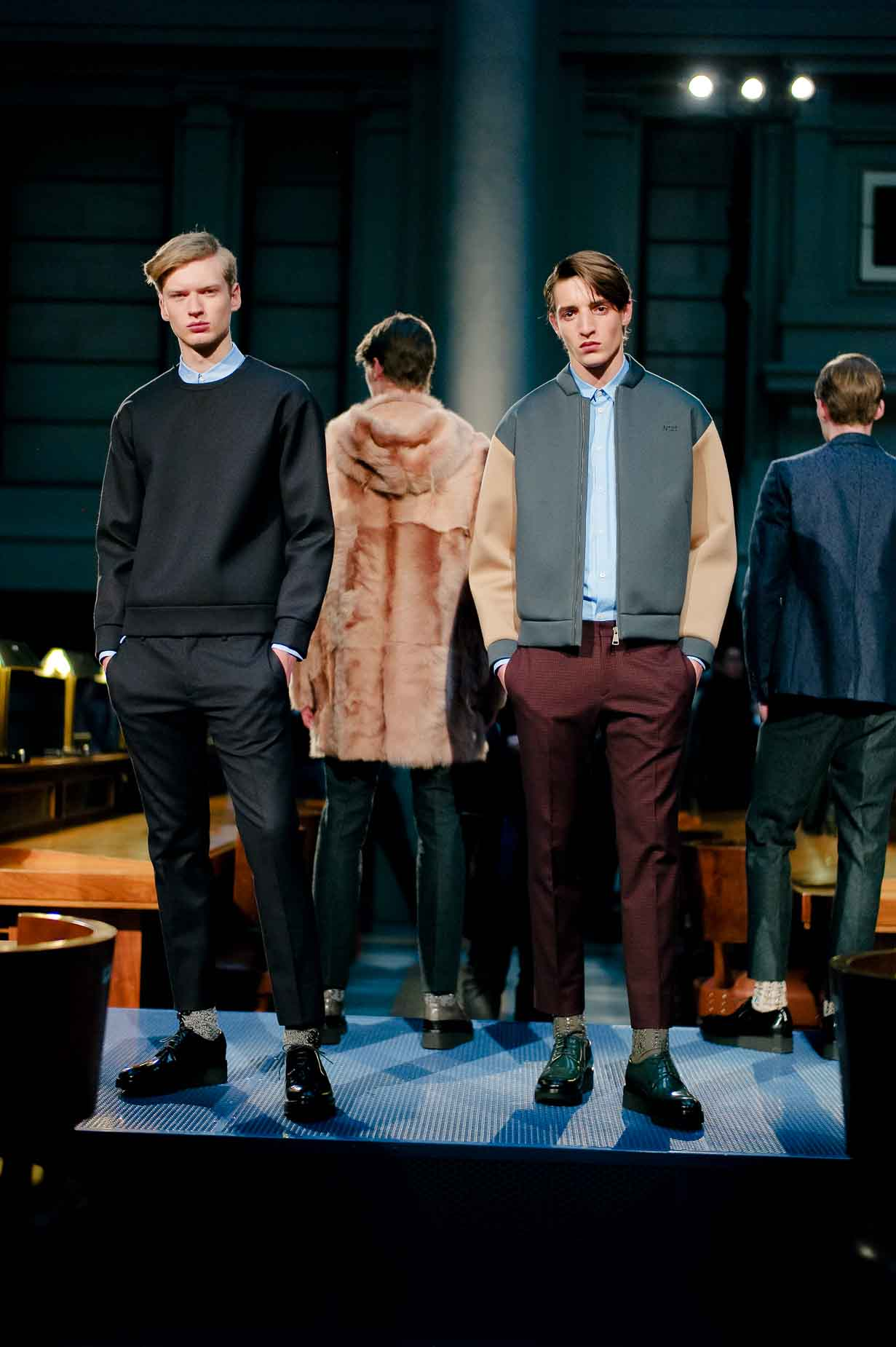 N21 Fall Winter 2014 Mens Collection Pitti Immagine Uomo
