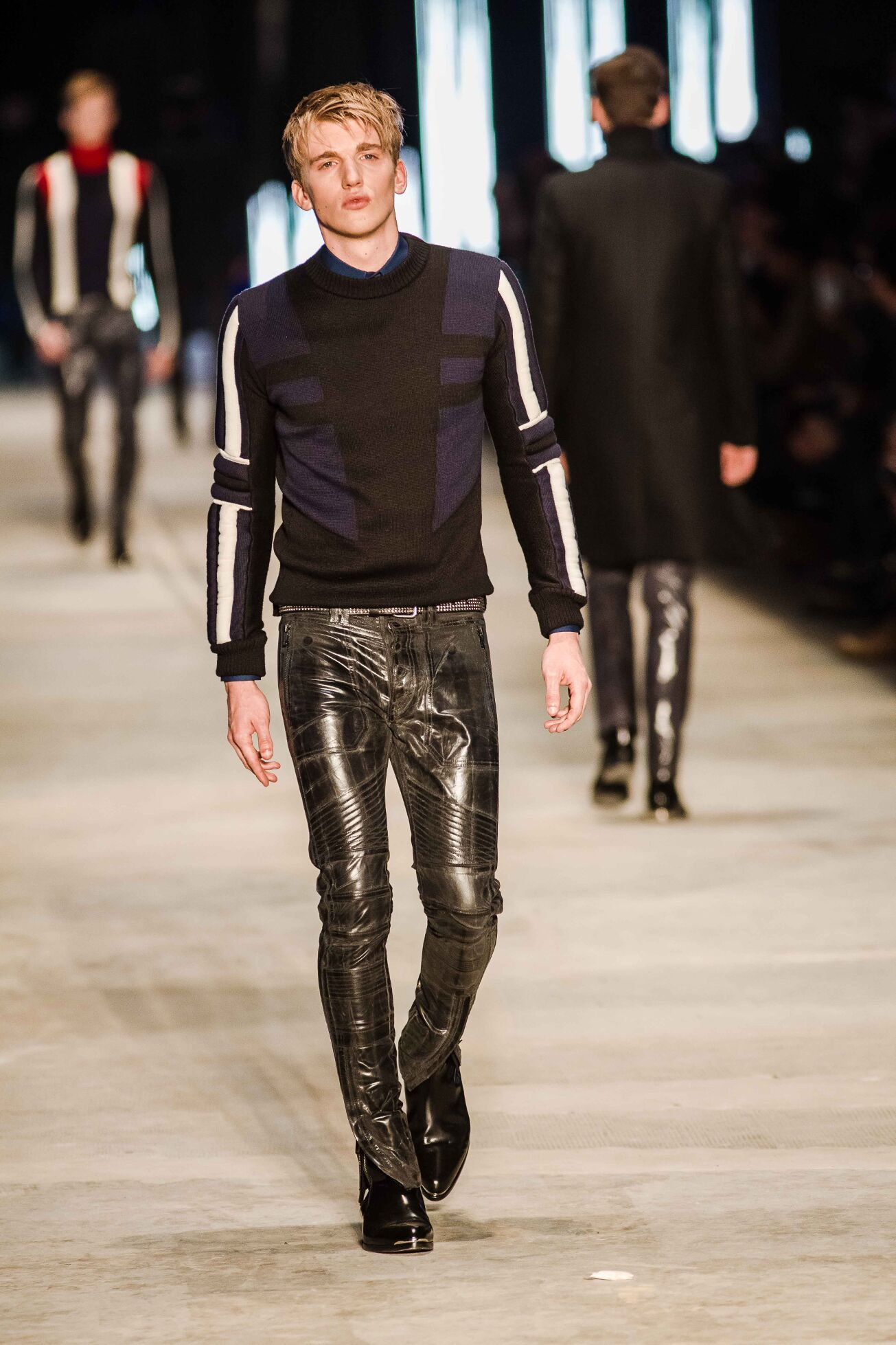 Winter 2014 Fashion Trends Diesel Black Gold
