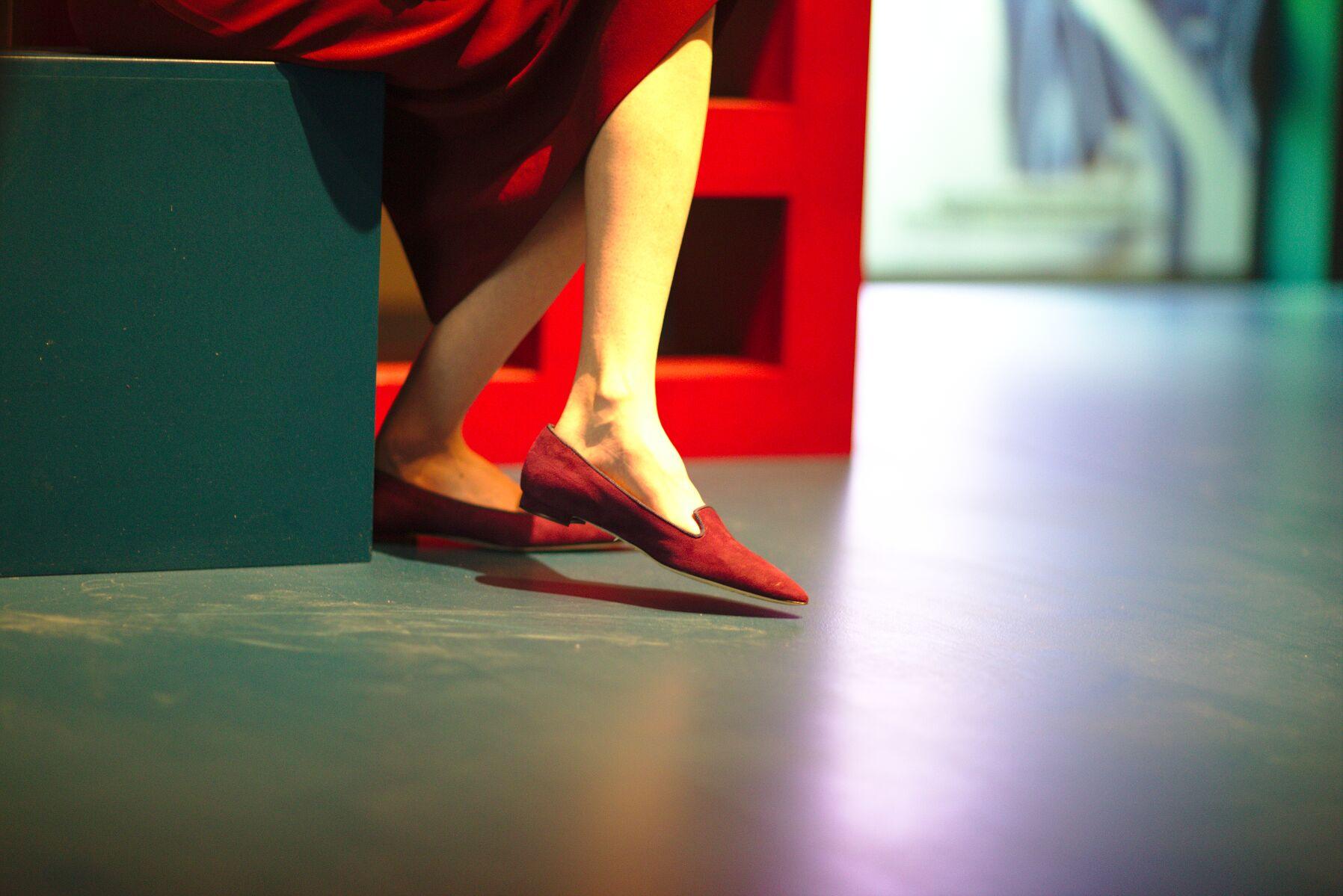 Barbara Casasola Woman Shoes Detail 2014