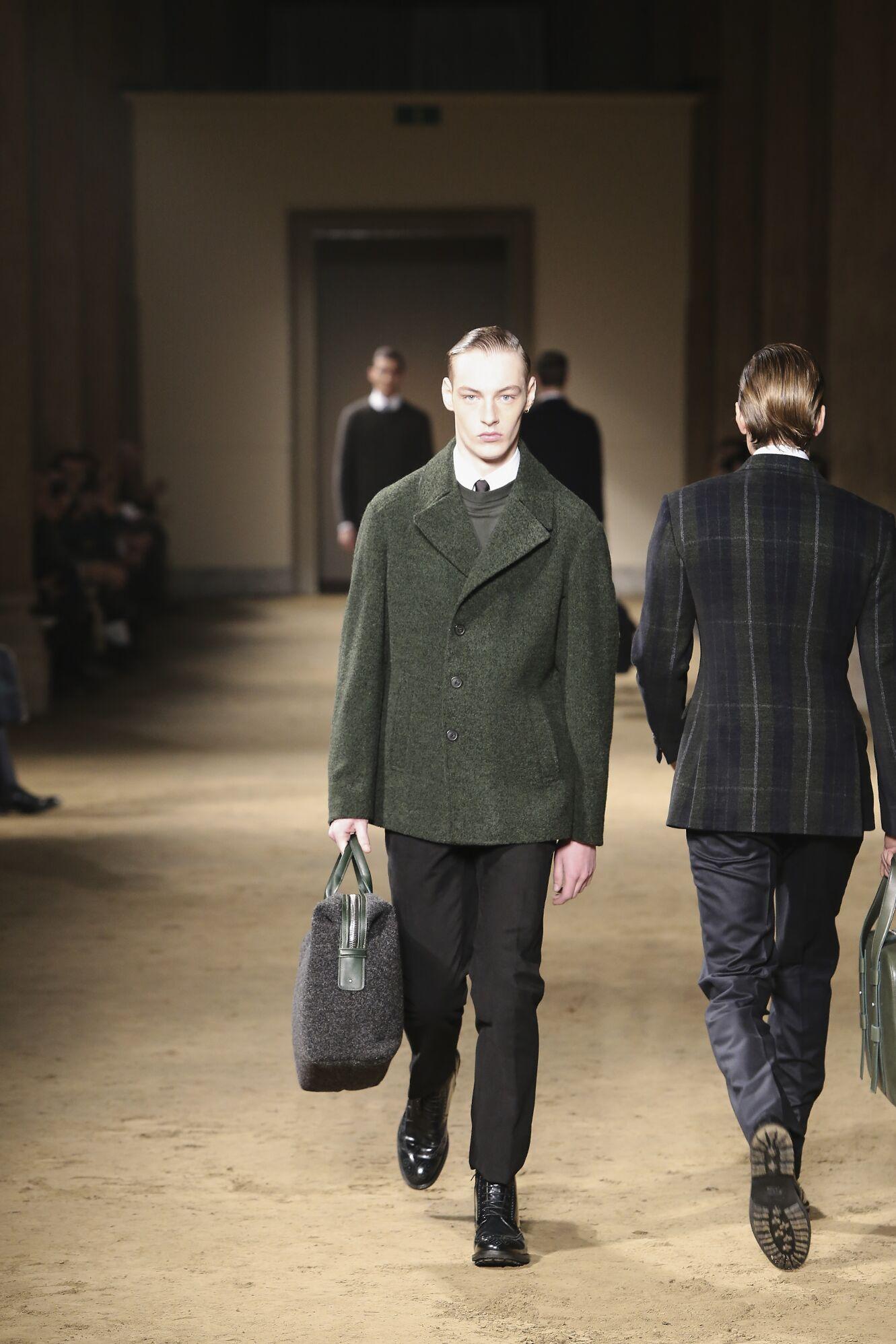 Corneliani Men's Collection 2014 2015