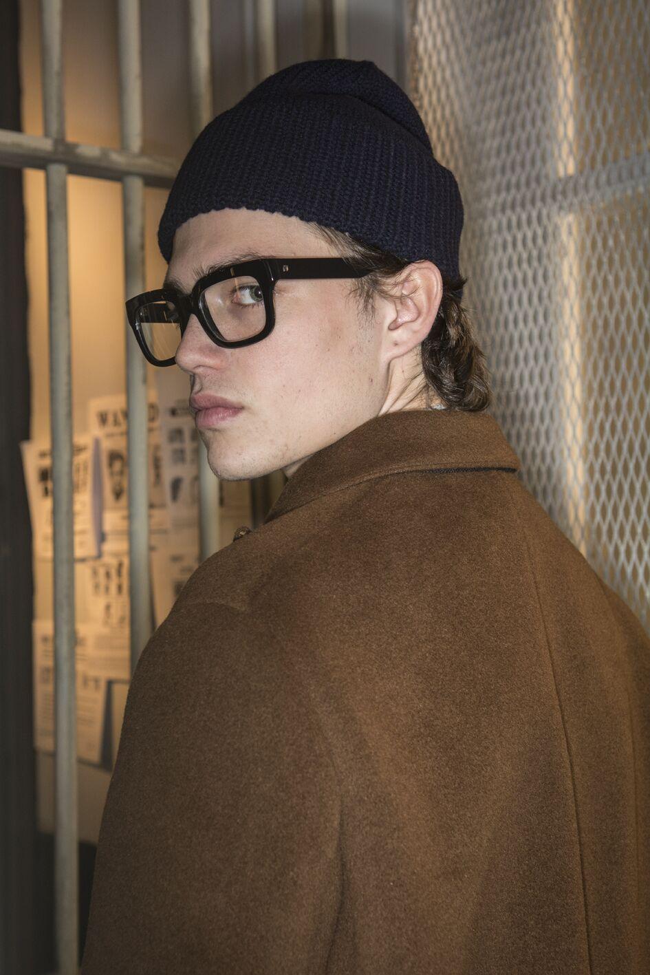 Dsquared2 Backstage Man Model