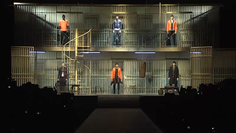 Dsquared2 Fall Winter 2014-15 Men's Fashion Show - Milano Fashion Week