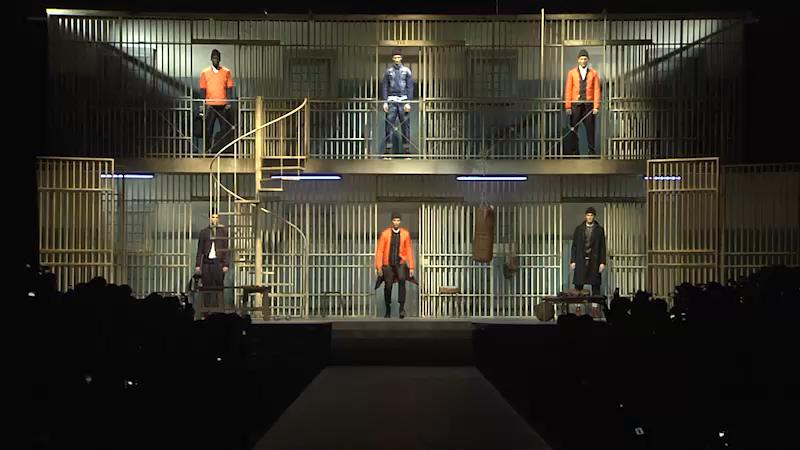 Dsquared2 Fall Winter 2014-15 Men's Fashion Show - Milano Fashion Week