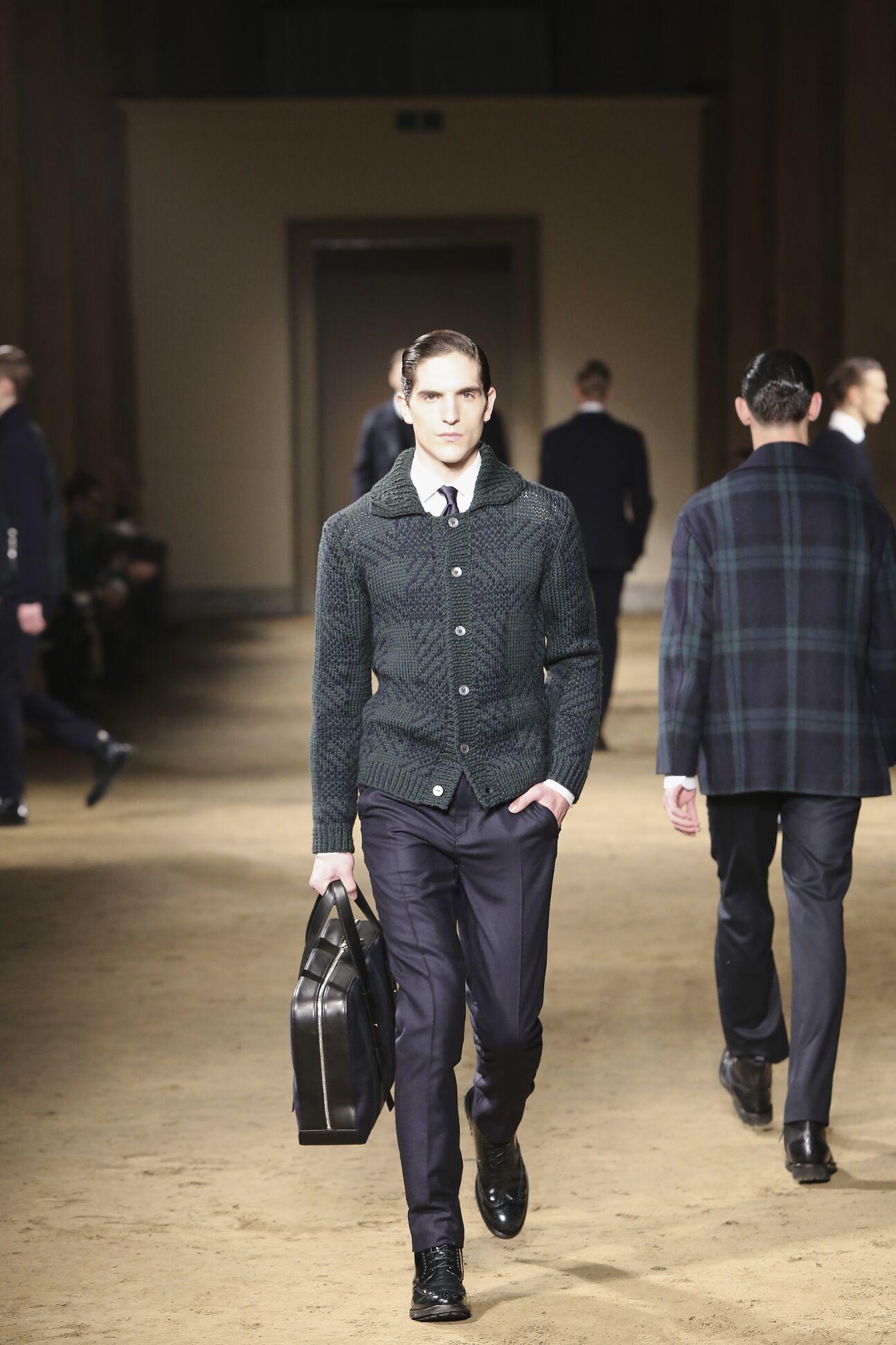 Fall 2014 Fashion Trends Corneliani