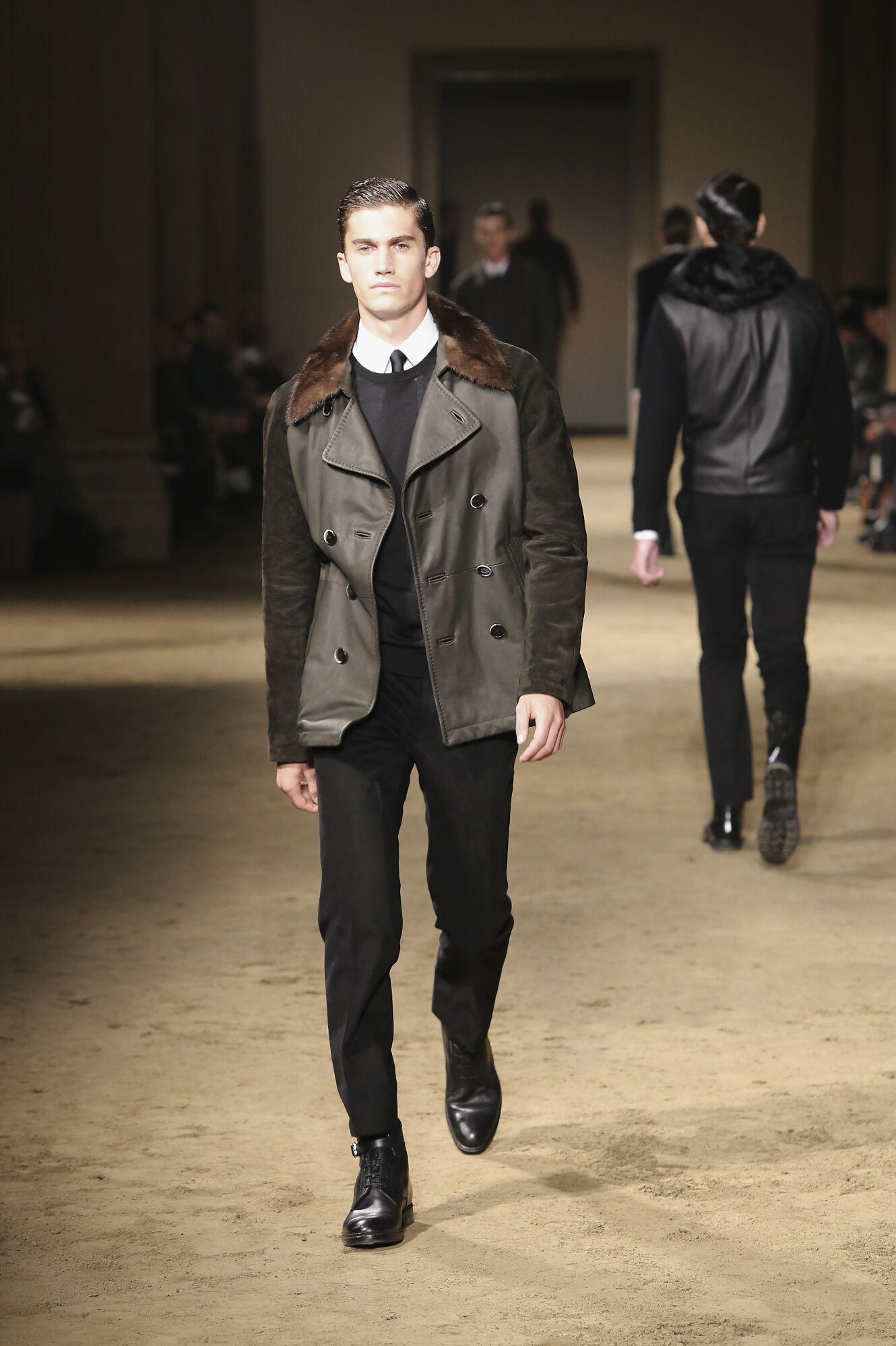 Fall Fashion 2014 2015 Corneliani