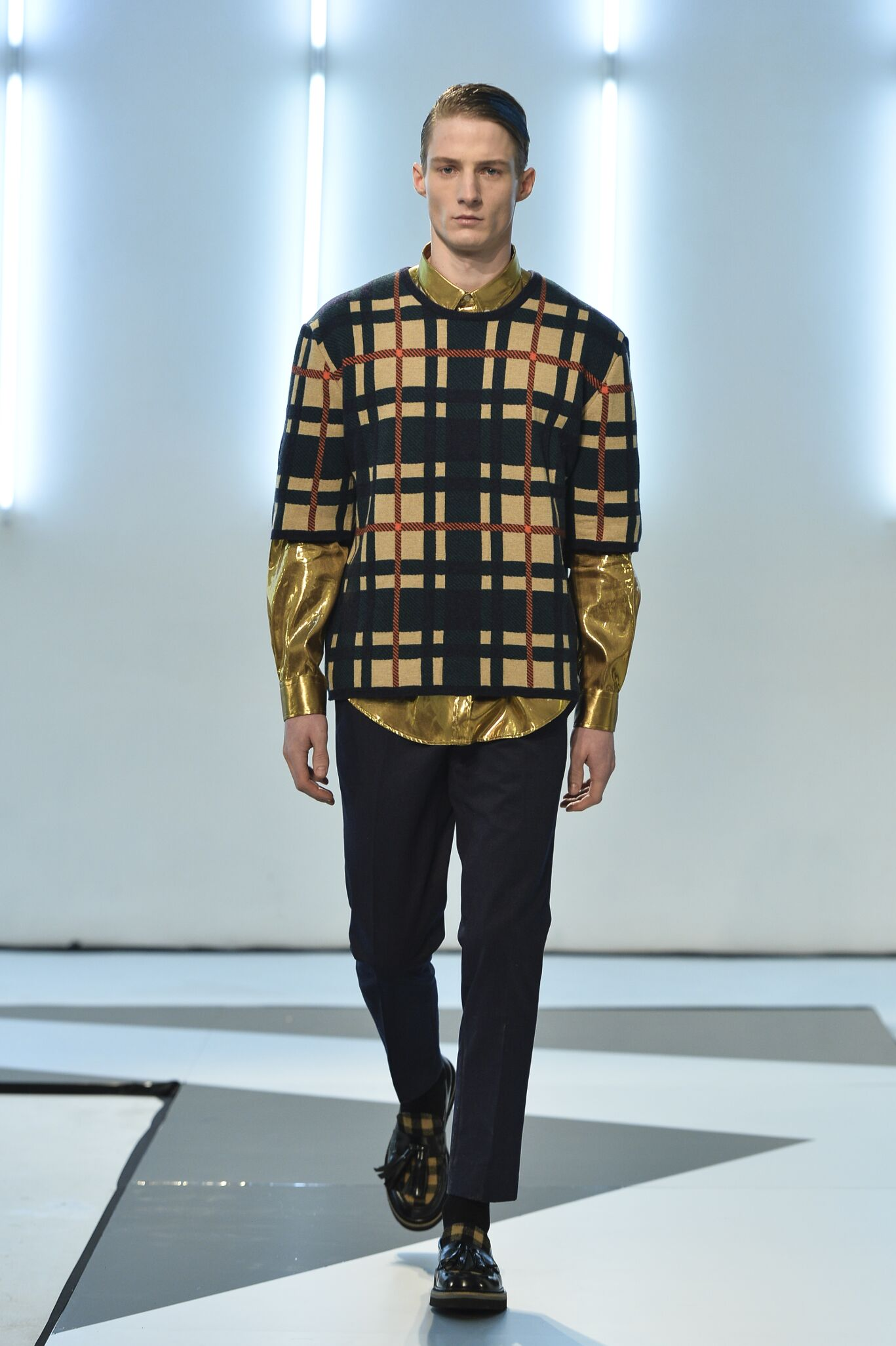 Fall Winter 2014 15 Fashion Men's Collection Msgm