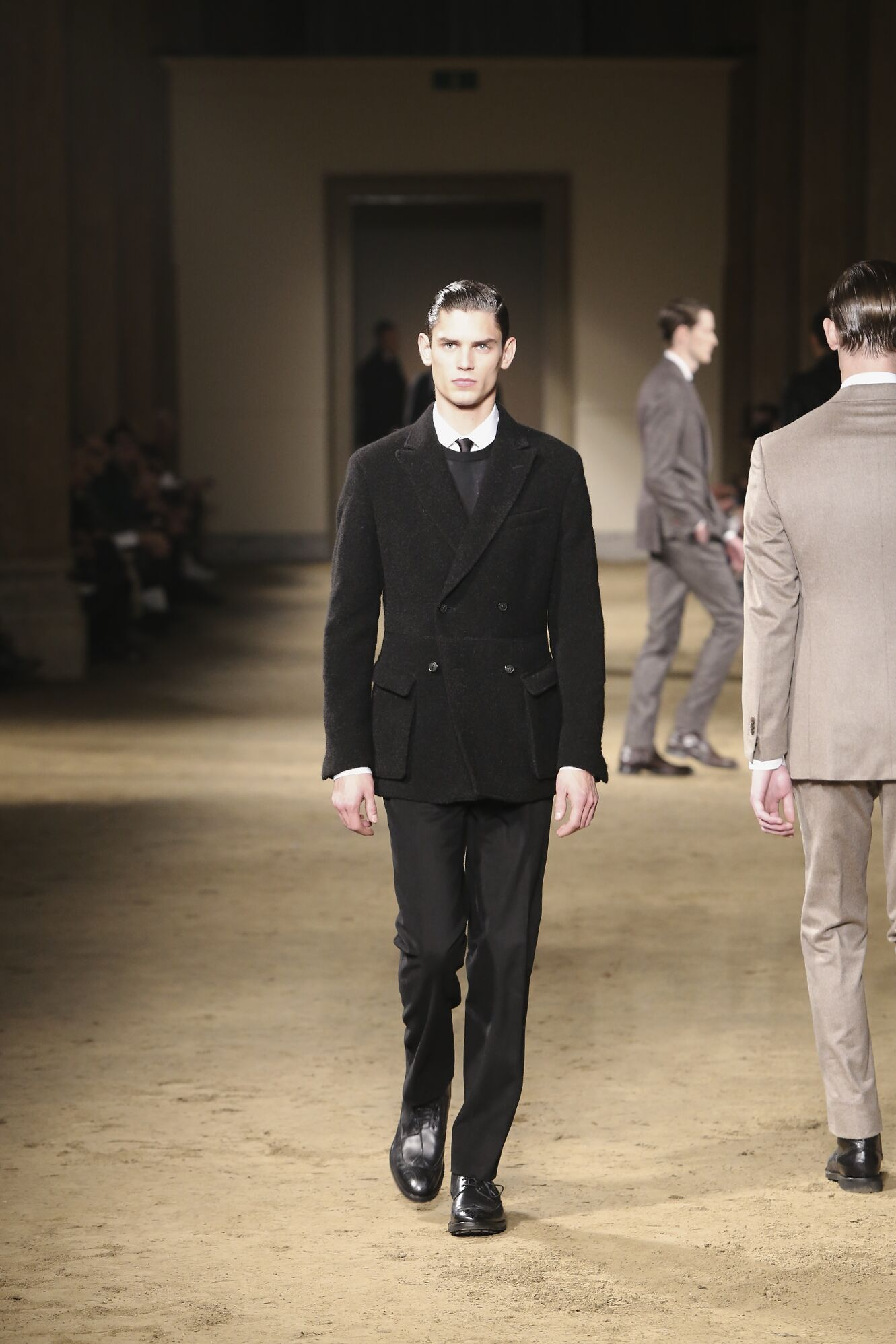 Fashion Winter Trends 2014 2015 Corneliani