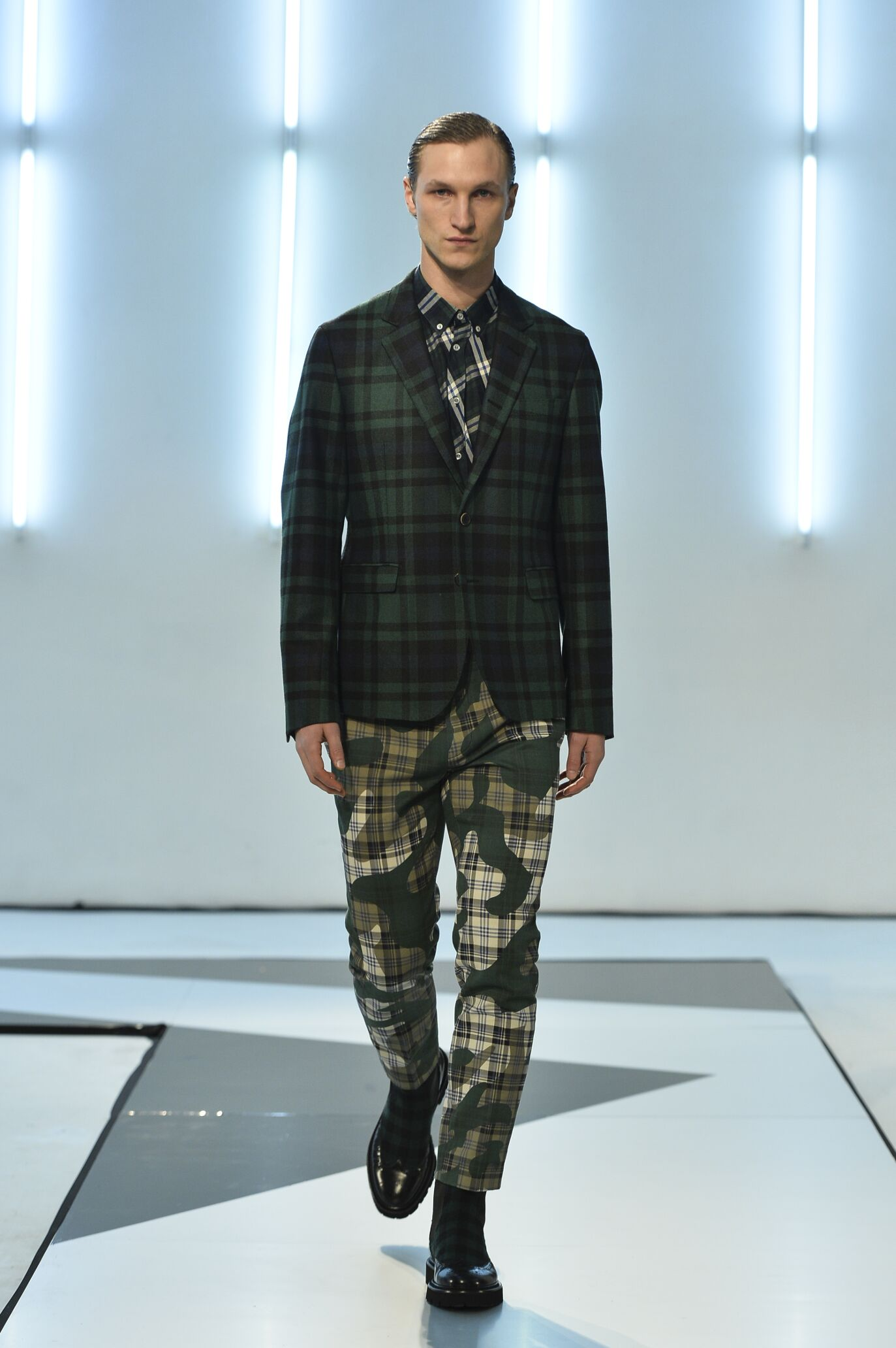 Msgm Fall Winter 2014 15 Men Collection Milan Fashion Week Fashion Show