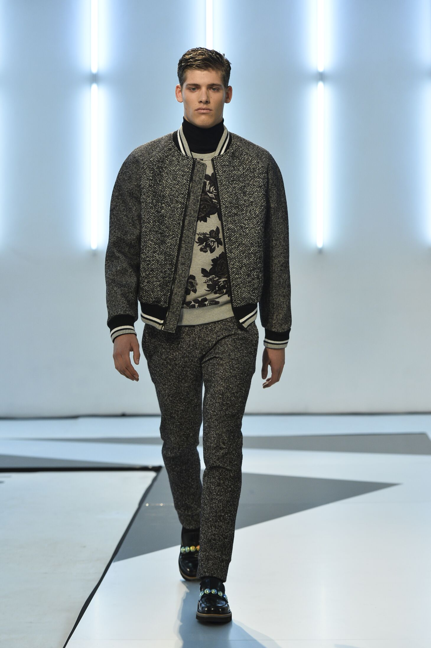 Msgm Fall Winter 2014 15 Mens Collection Milano Fashion Week