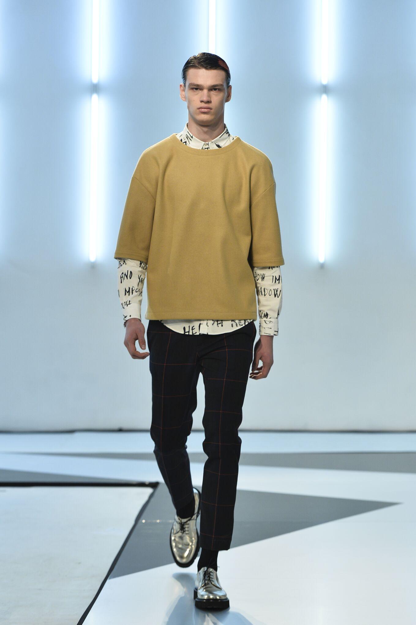 Msgm Man Milano Fashion Week
