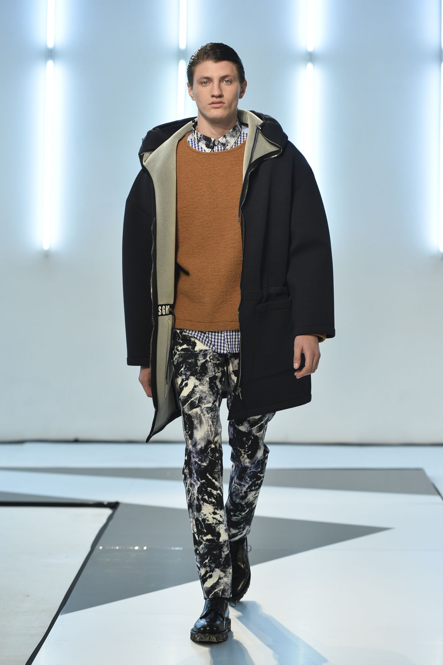 Msgm Men's Collection 2014 2015