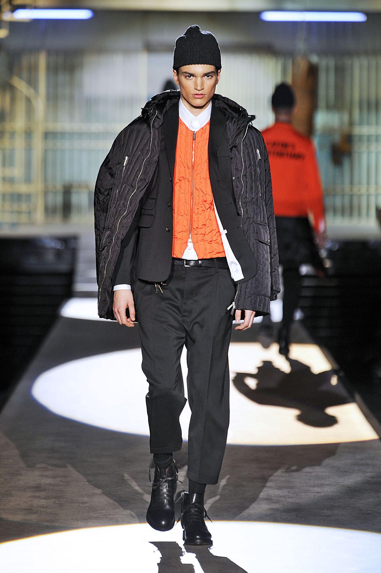 Winter 2014 Fashion Show Dsquared2