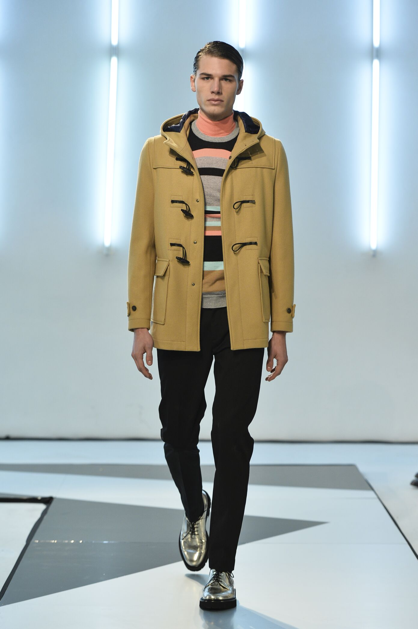 Winter 2014 Fashion Show Msgm