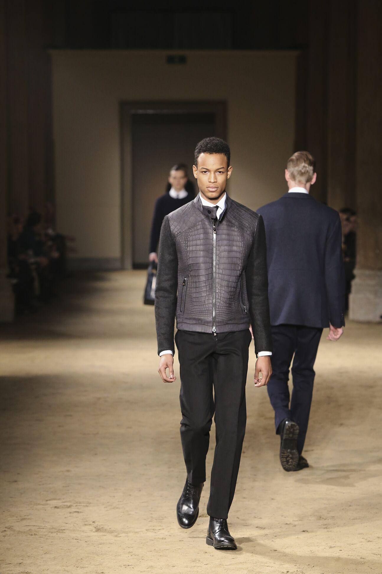 Winter 2014 Fashion Trends Corneliani