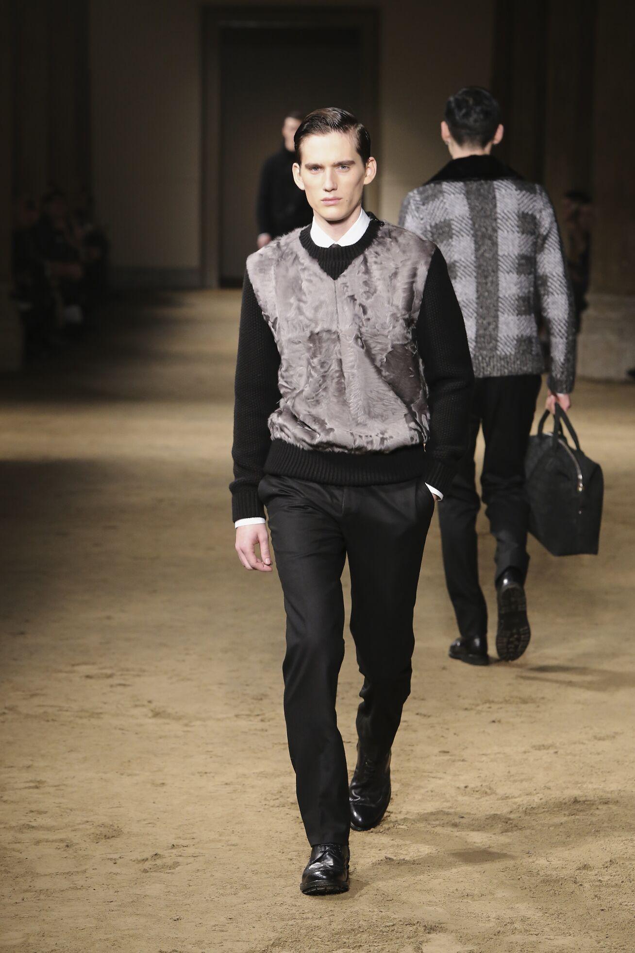 Winter Fashion Trends 2014 2015 Corneliani