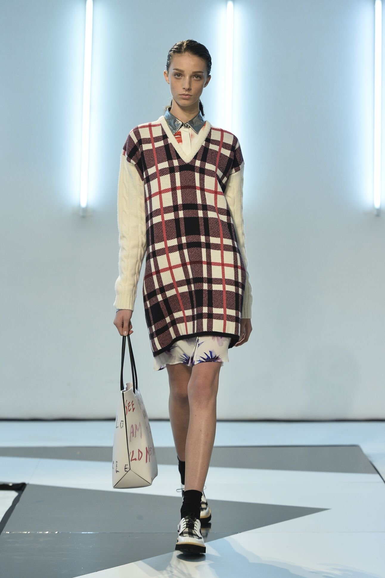 Winter Woman 2014 Fashion Trends Msgm