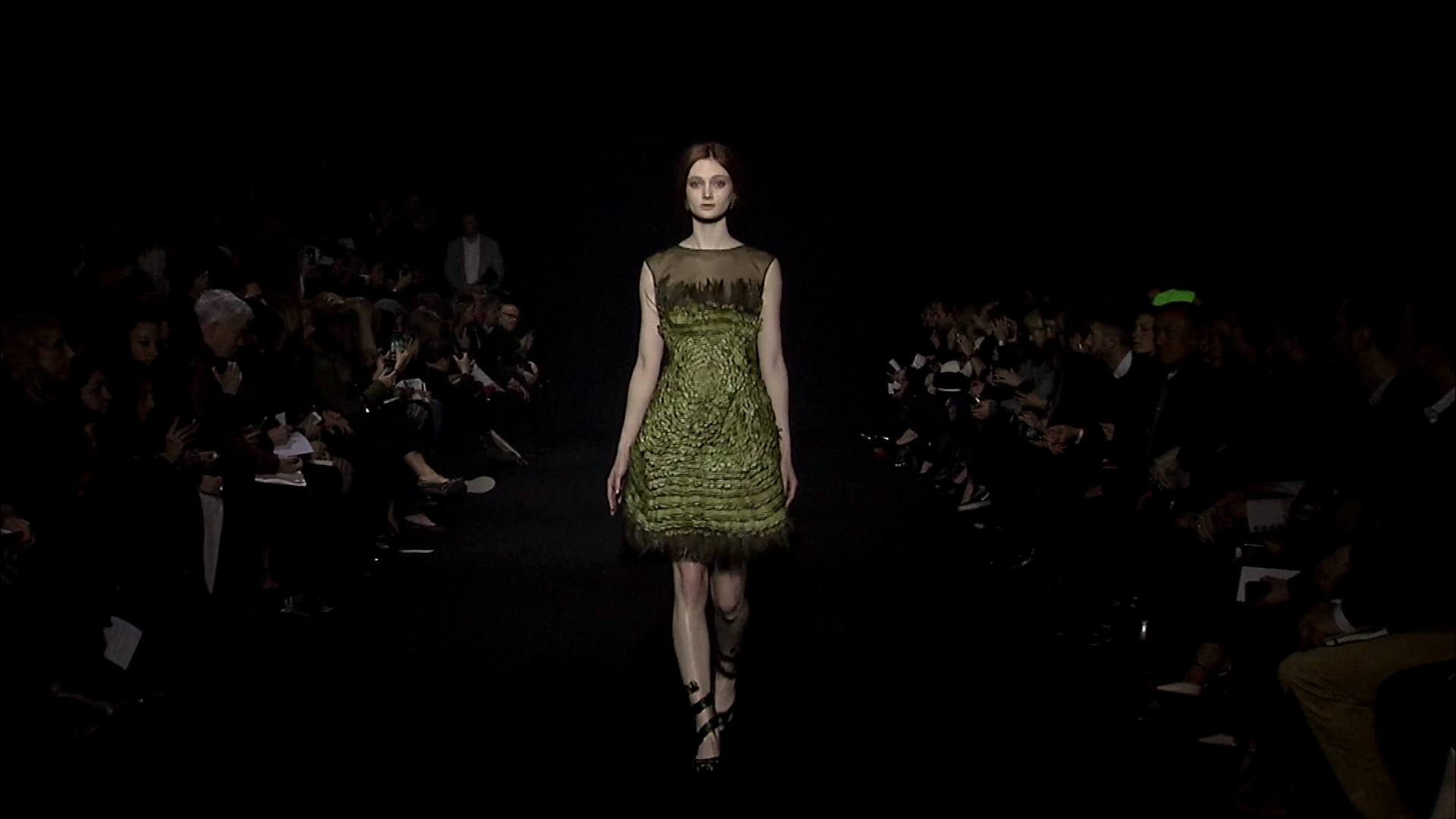 Alberta Ferretti Fall Winter 2014-15 Women's Fashion Show - Milano Fashion Week