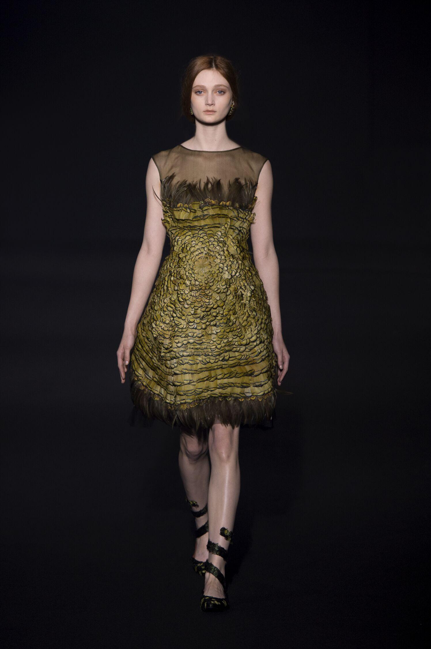 Alberta Ferretti Woman Milano Fashion Week