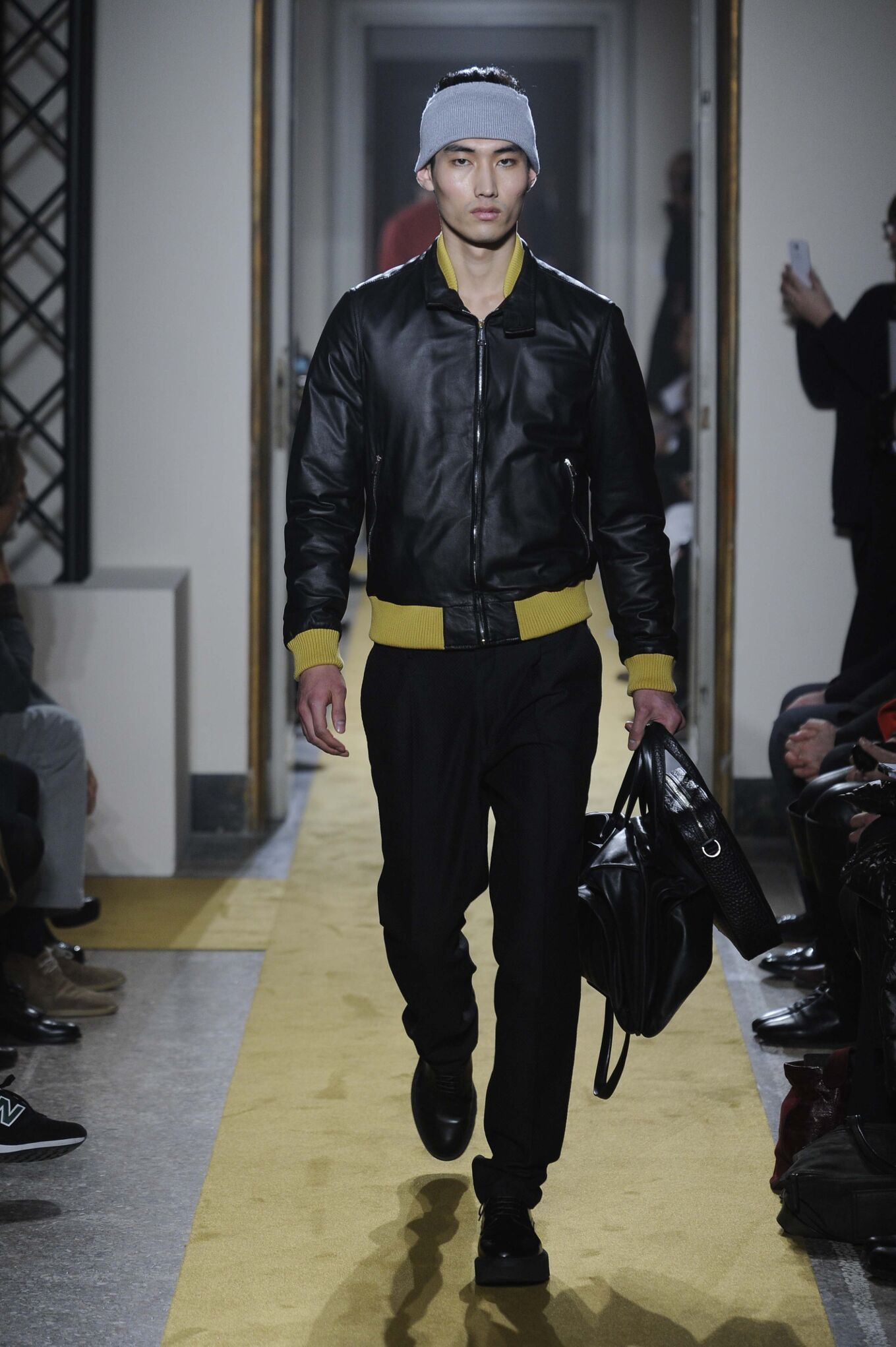 Andrea Incontri Fall 2014 Catwalk