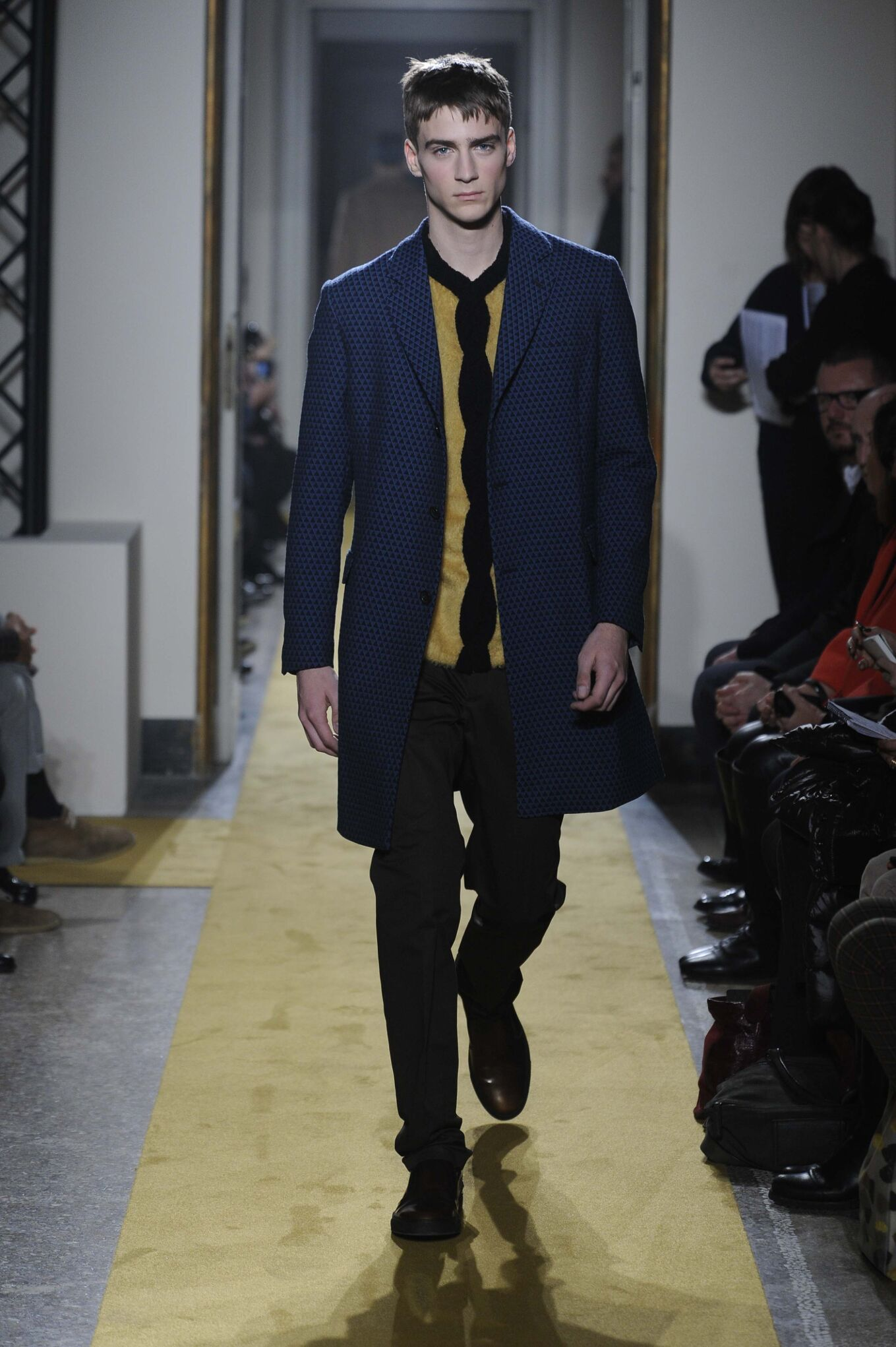 Andrea Incontri Fall Winter 2014 15 Mens Collection Milano Fashion Week