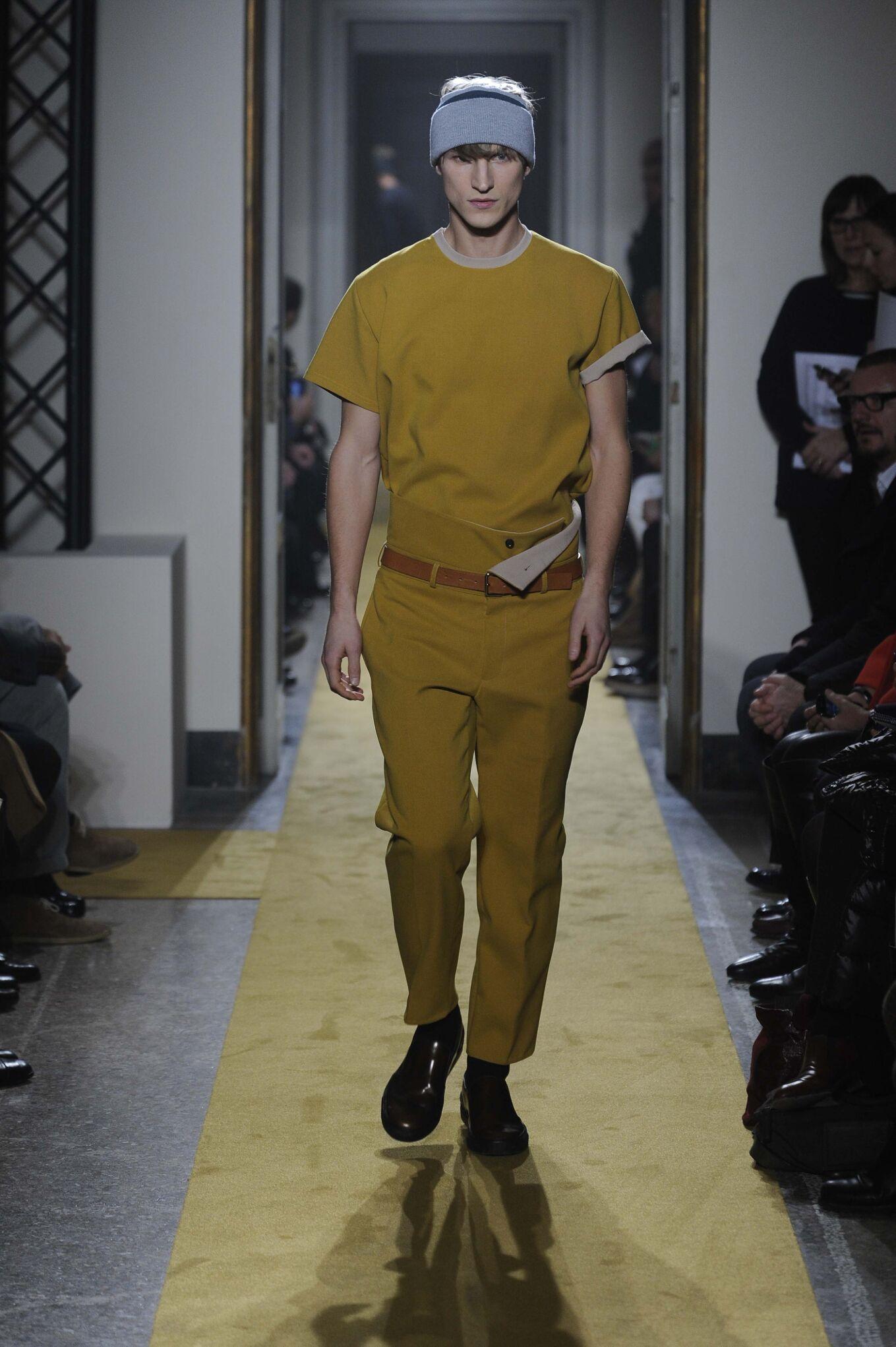 Andrea Incontri Man Milano Fashion Week