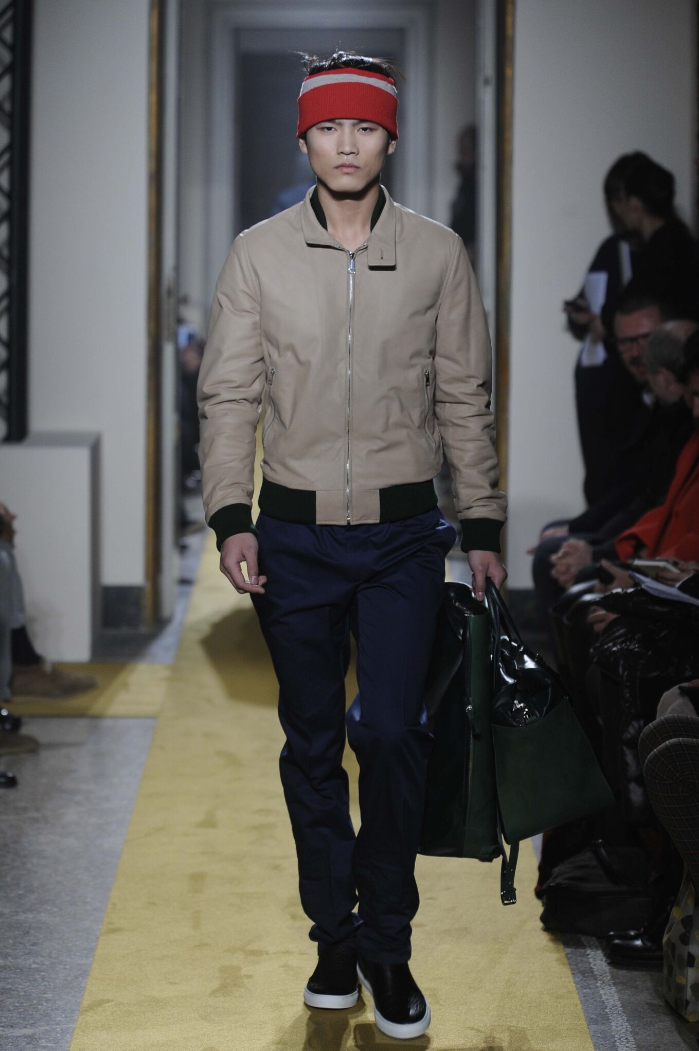 Andrea Incontri Milano Fashion Week