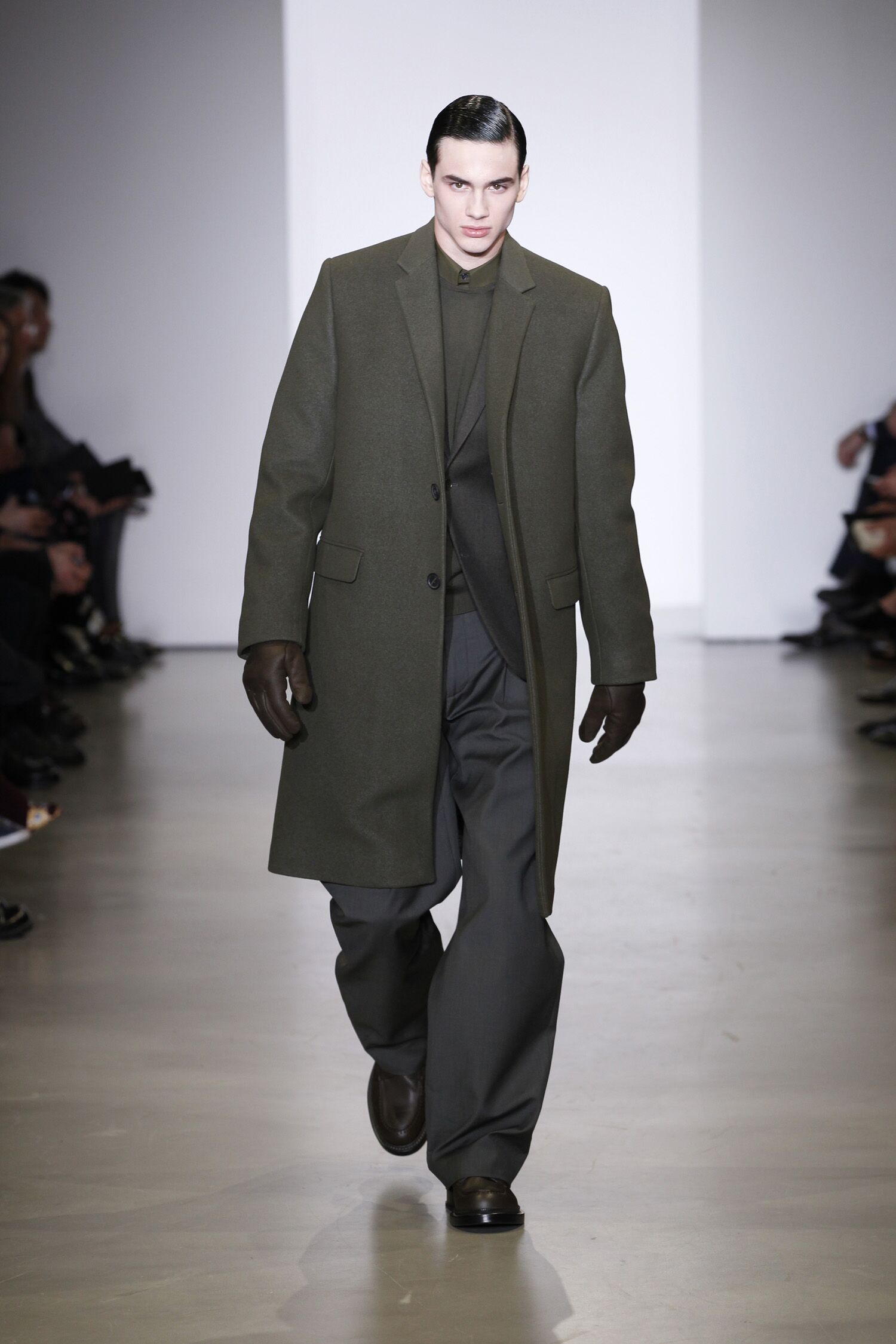 224a30102b Calvin Klein Collection Man Milano Fashion Week
