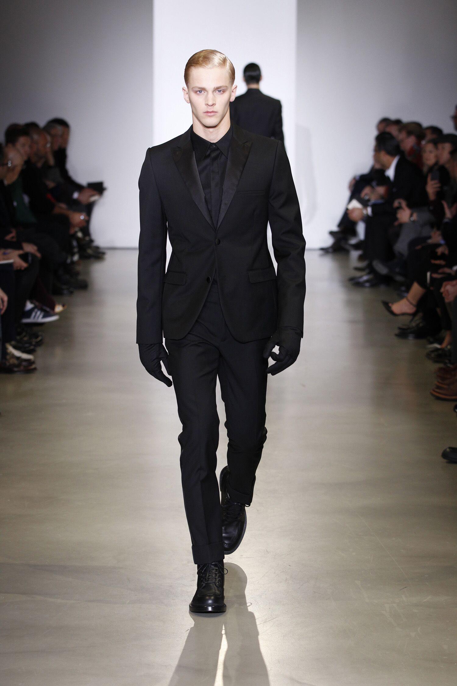 Calvin Klein Suits Men 2014