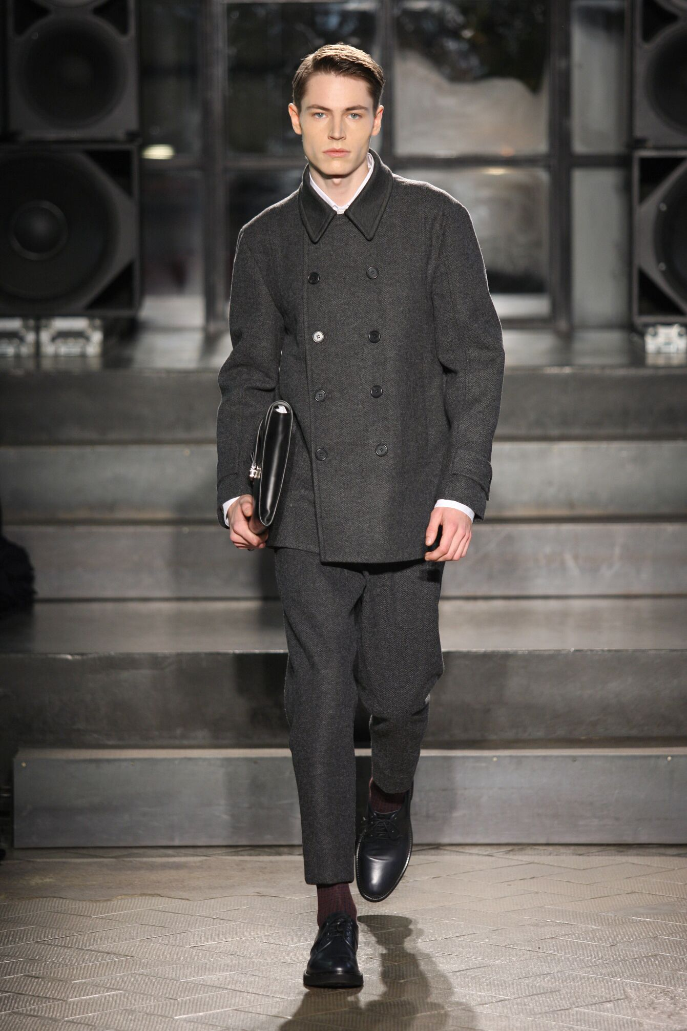 Catwalk Antonio Marras Fashion Show Winter 2014