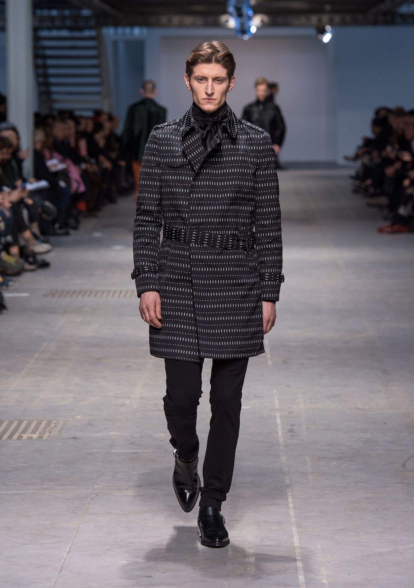 Catwalk Costume National Homme Fall Winter 2014 15 Men Collection Milano Fashion Week