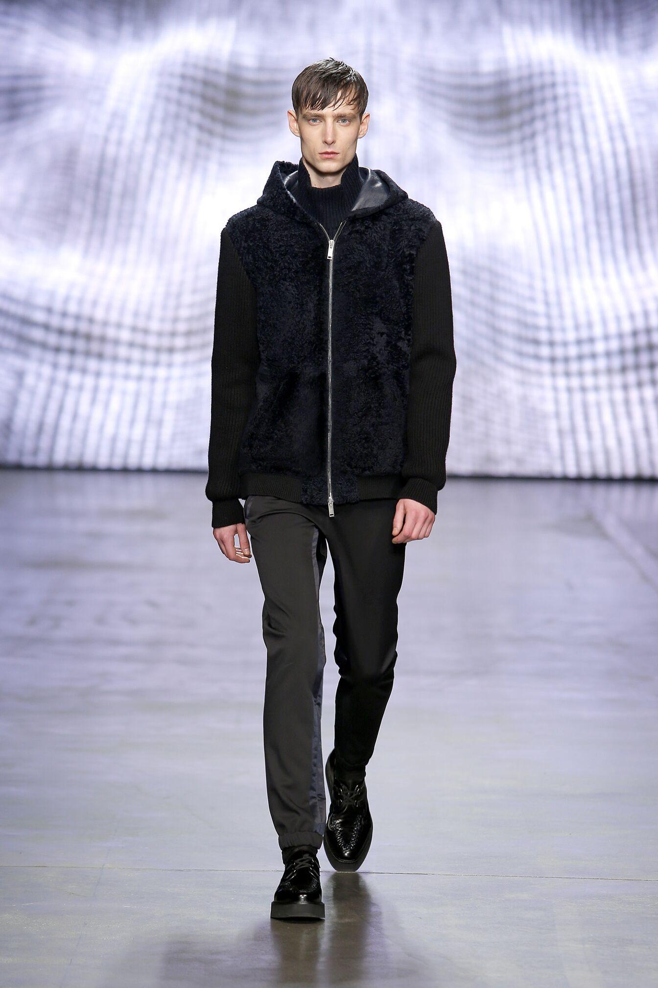 Catwalk Iceberg Fashion Show Winter 2014