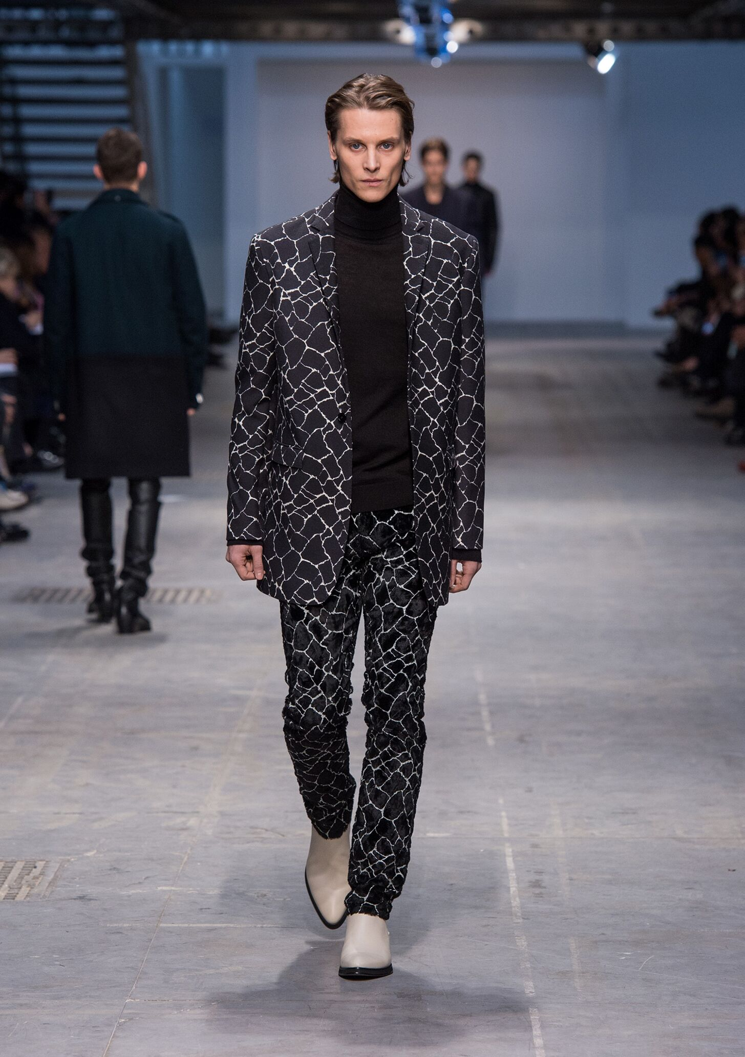 Costume National Homme FW 2014 15
