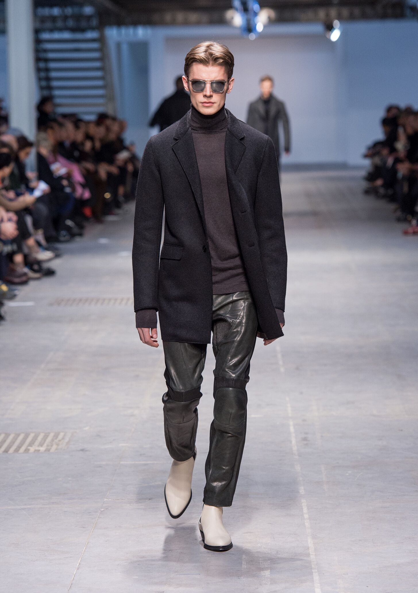 Costume National Homme Fall Winter 2014 15 Mens Collection Milano Fashion Week