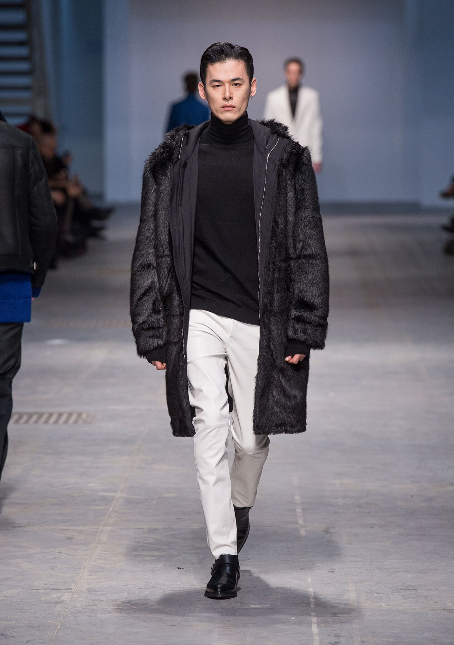 Costume National Homme Fall Winter 2014