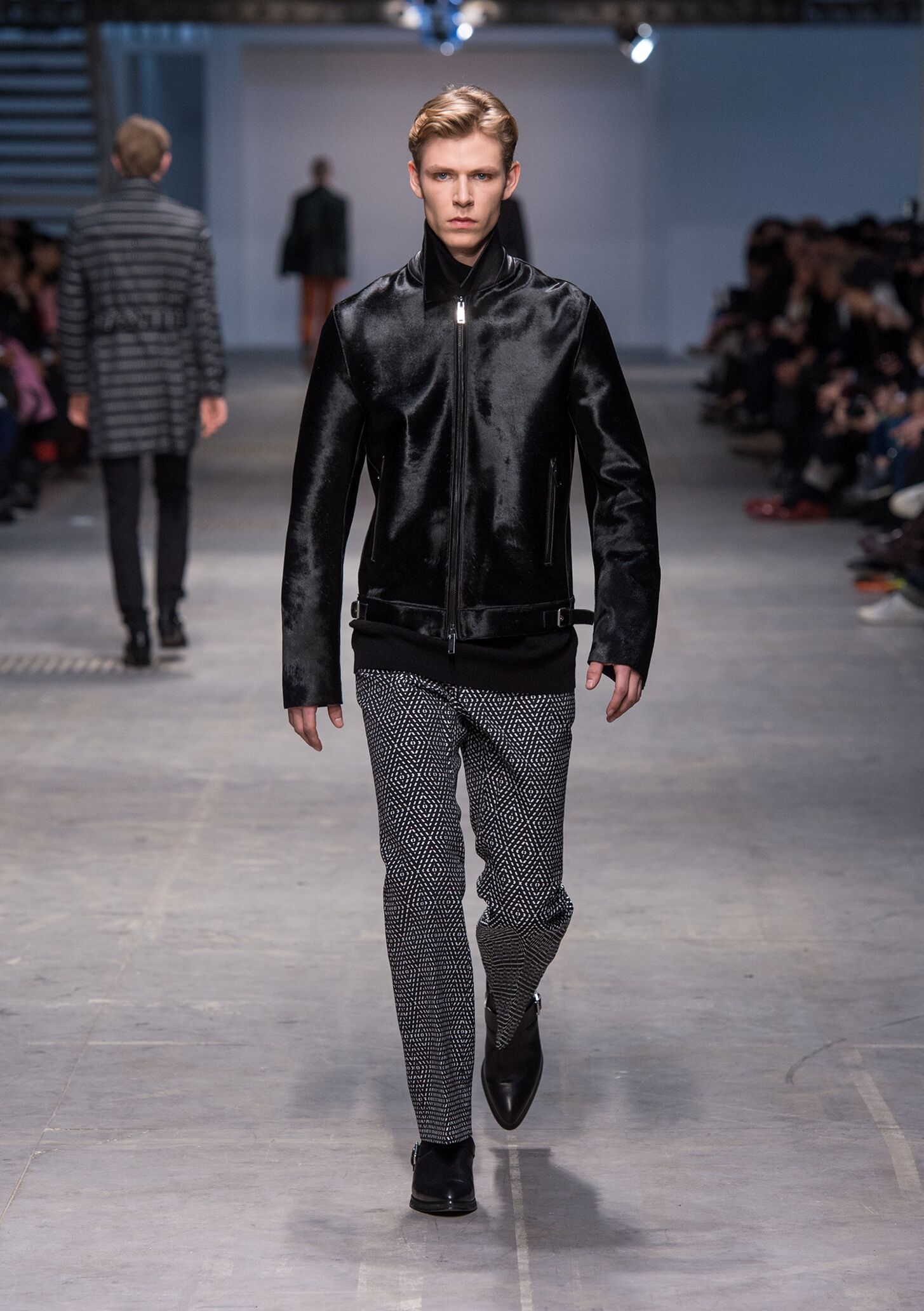 Costume National Homme Fashion Show FW 2014 2015