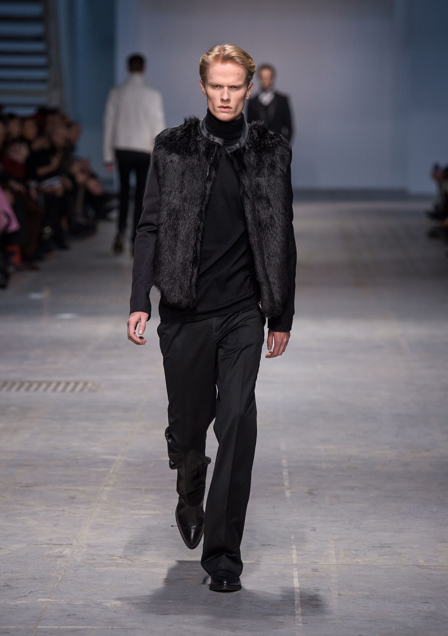 Costume National Homme Fashion Trends