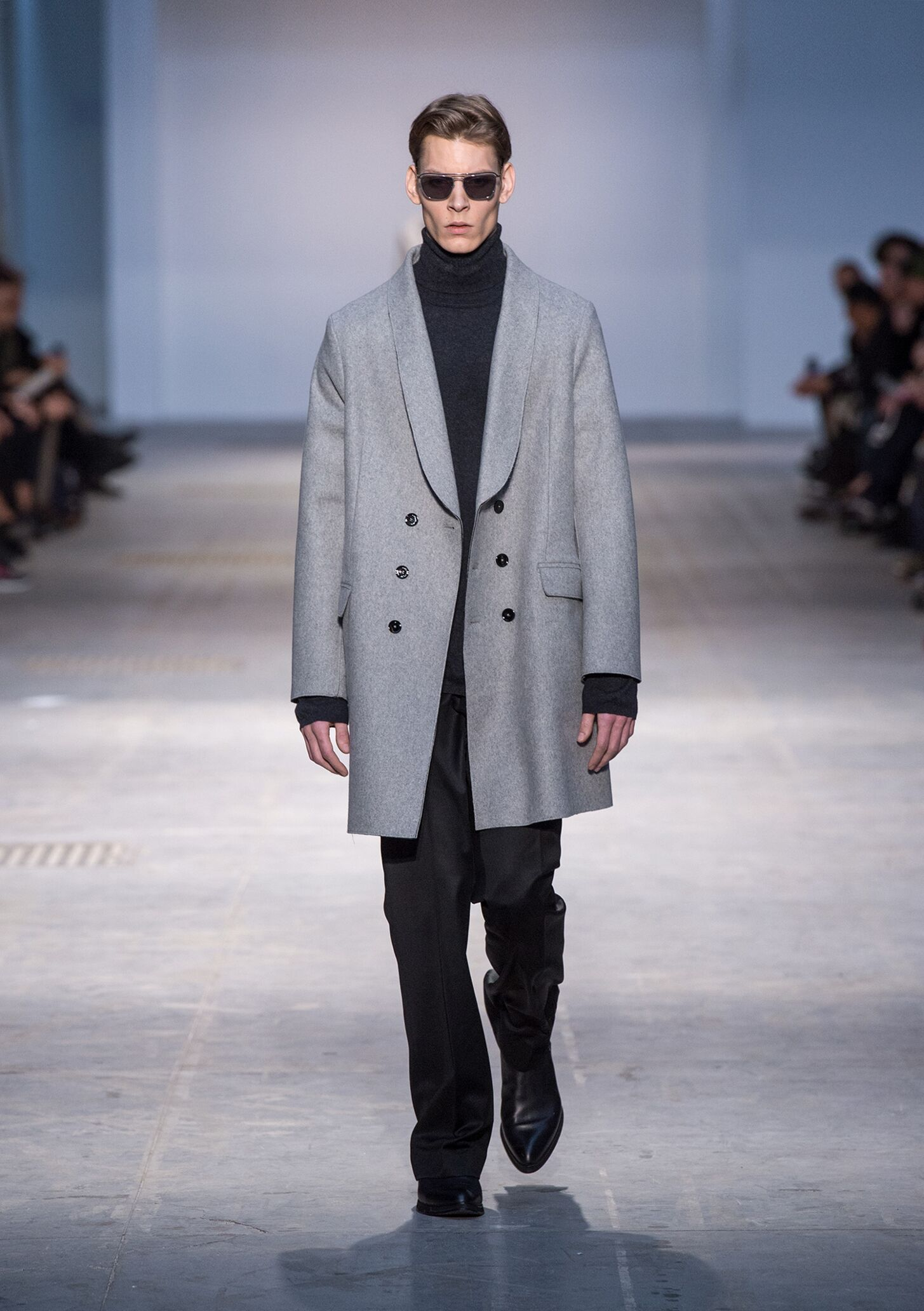 Costume National Homme Man Milano Fashion Week