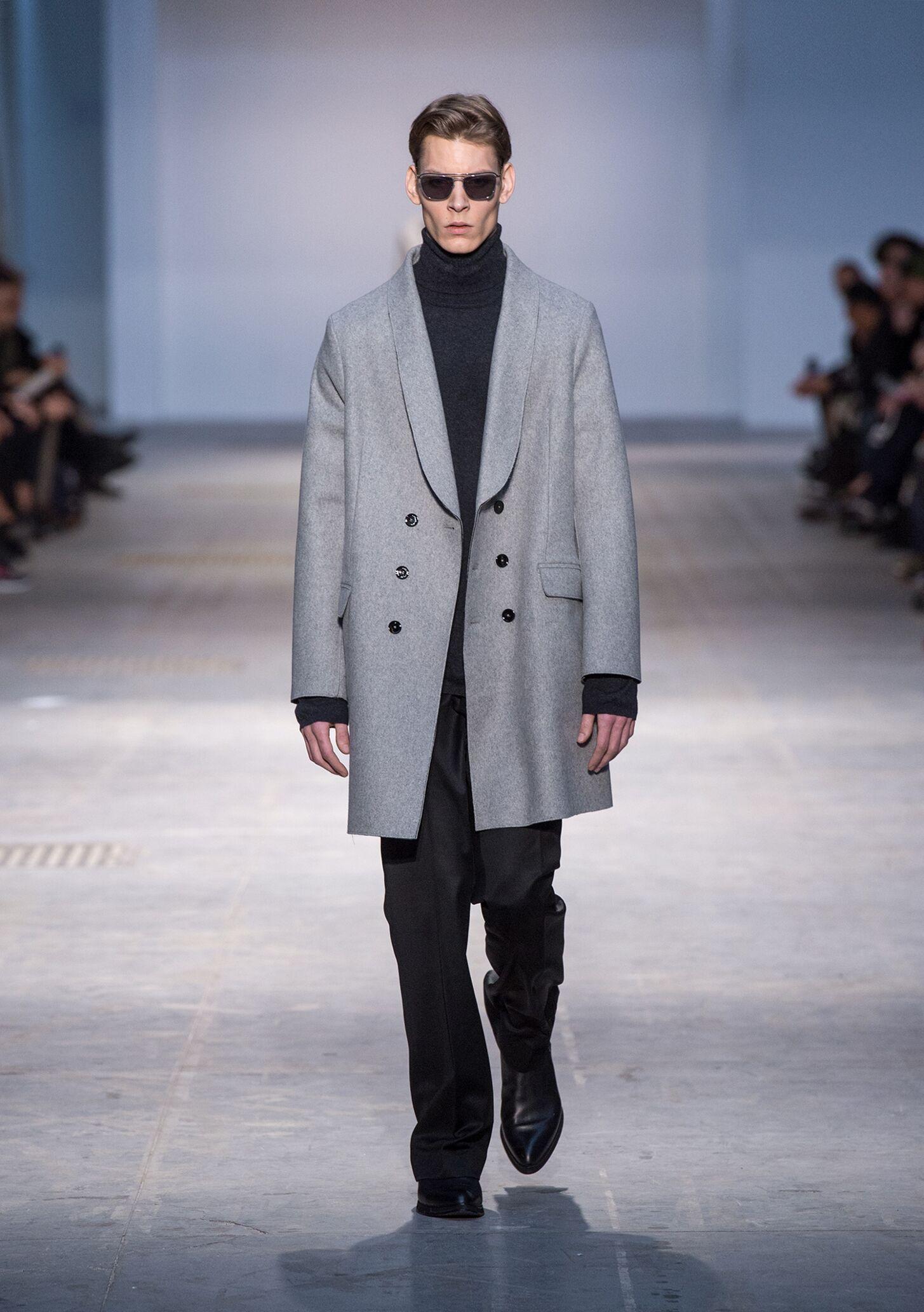 Costume National Homme Man Milano Fashion Week
