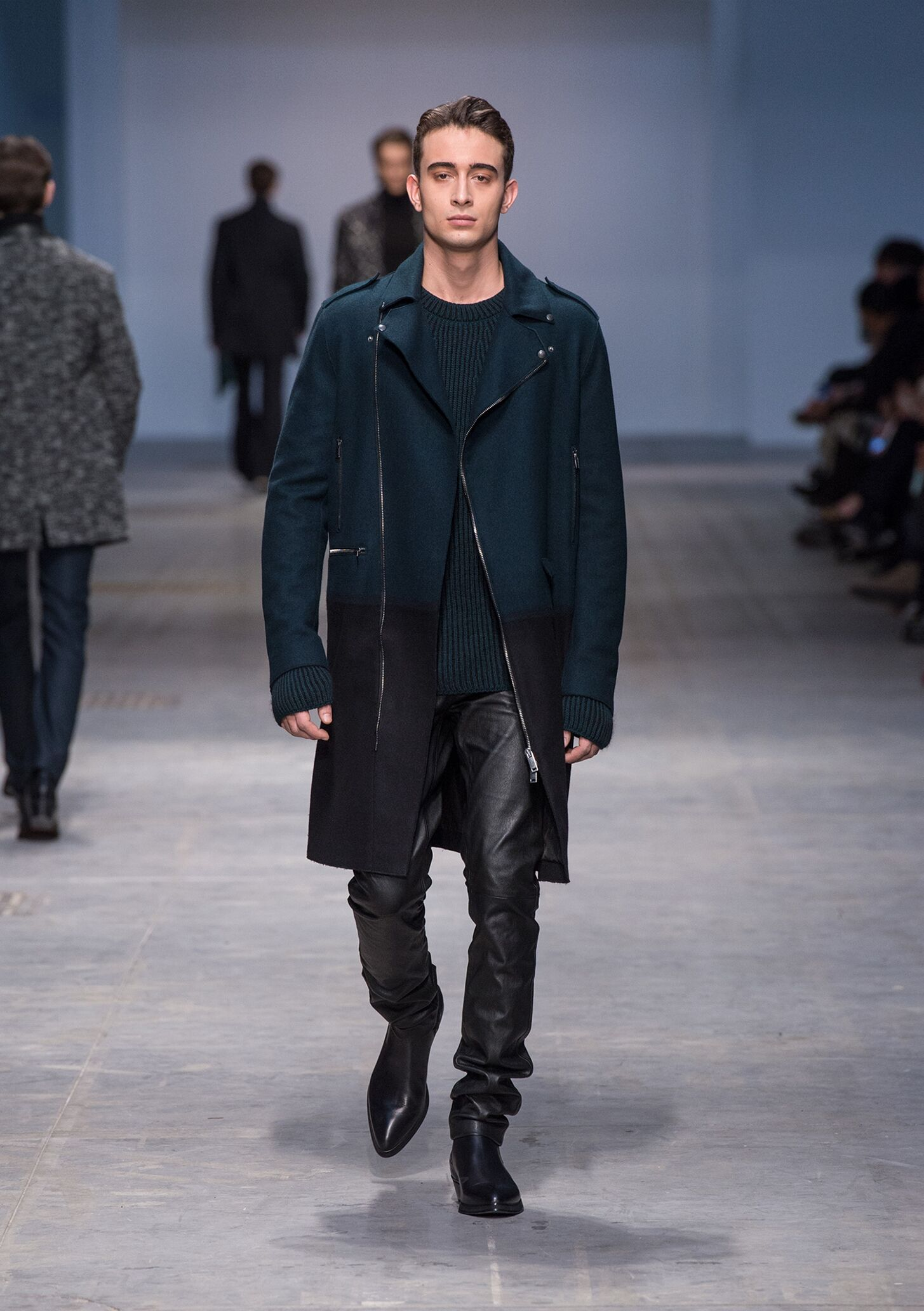 Costume National Homme Men's Collection 2014 2015