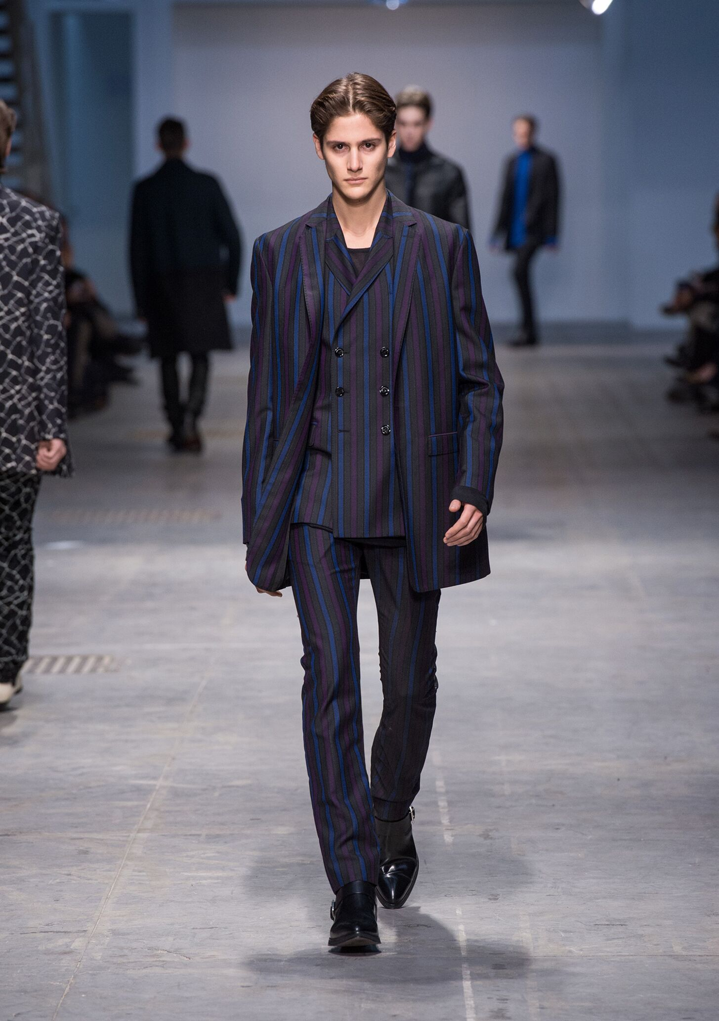 Costume National Homme Milano Fashion Week