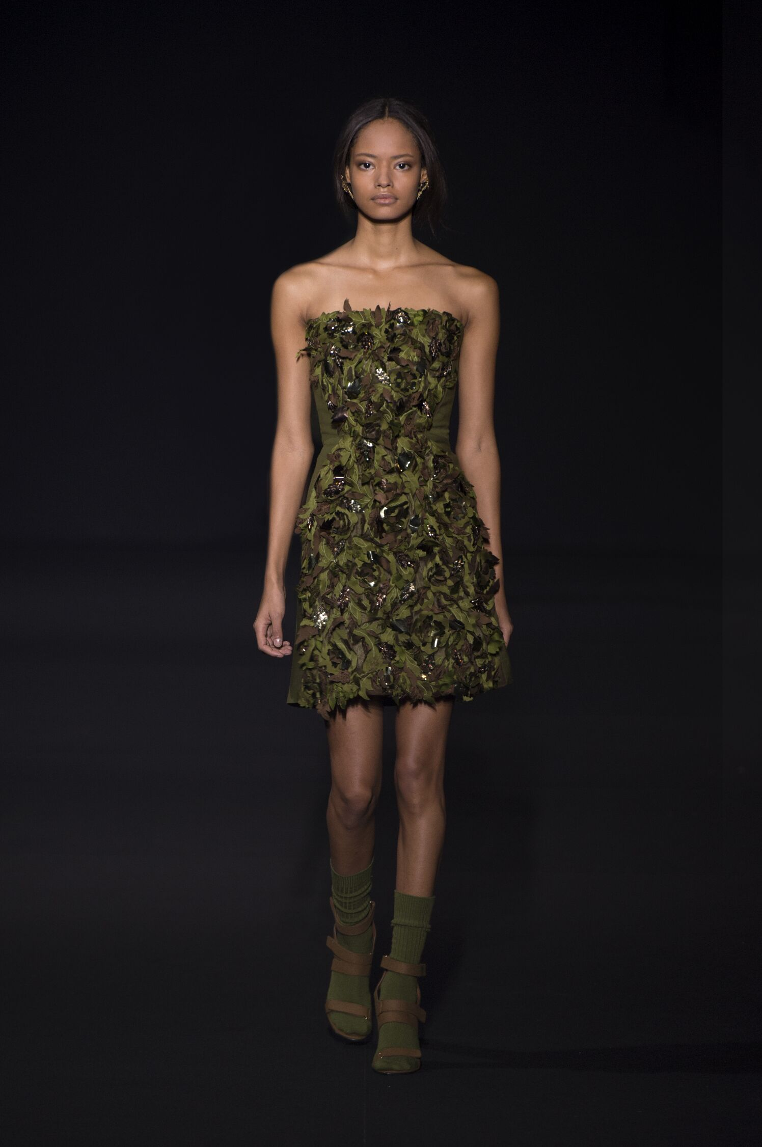 Fall 2014 Fashion Trends Alberta Ferretti