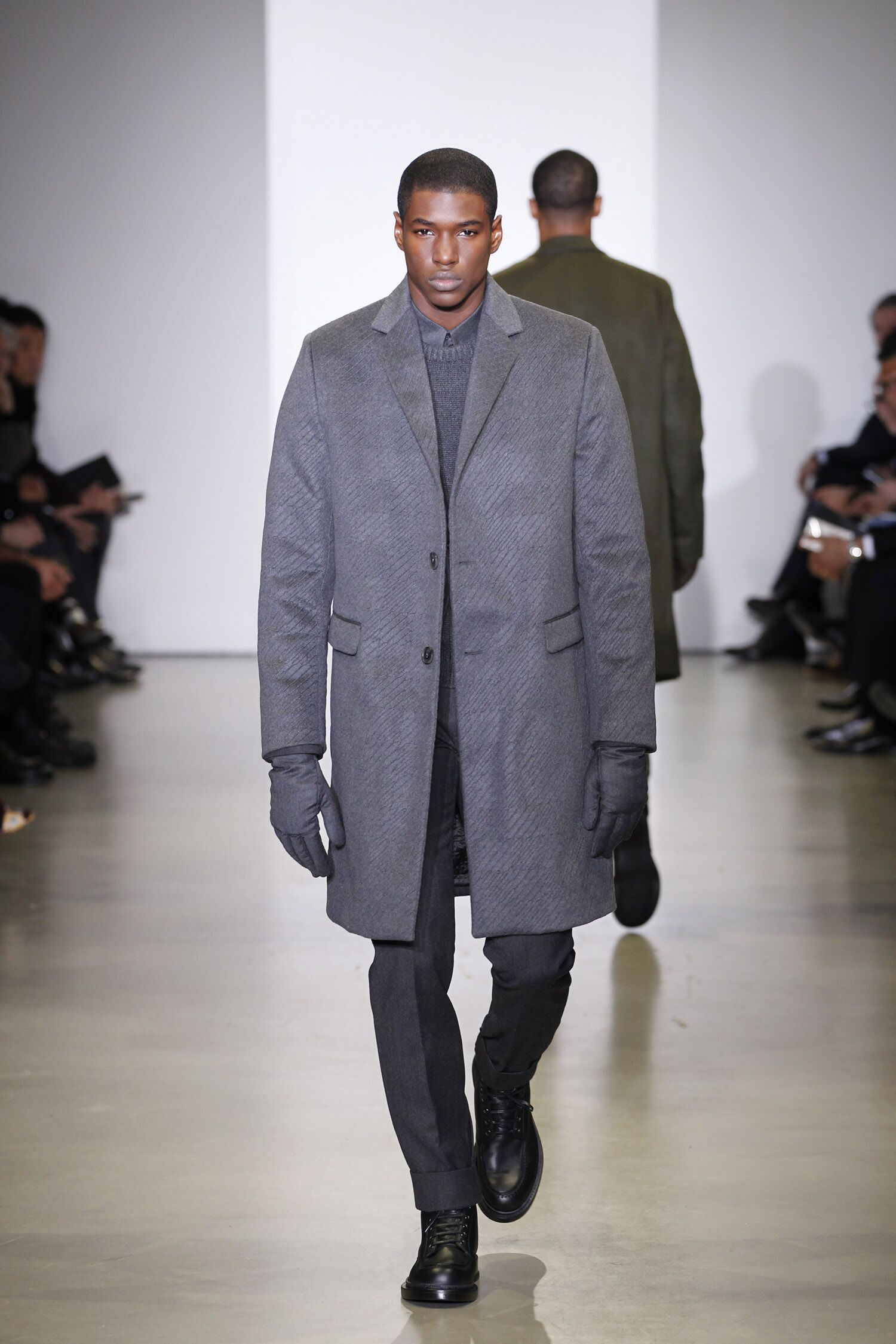 Fall 2014 Fashion Trends Calvin Klein Collection