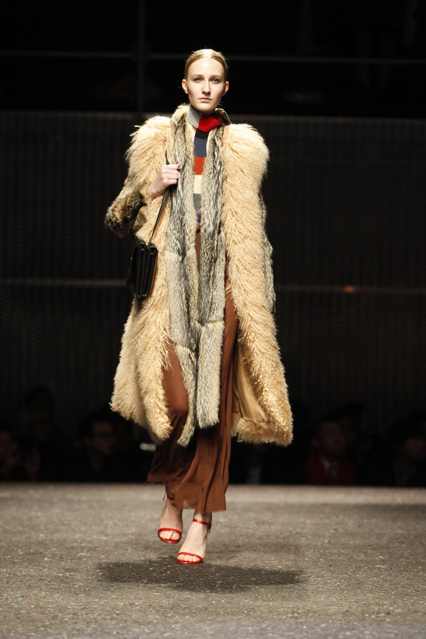 Fall 2014 Fashion Trends Prada
